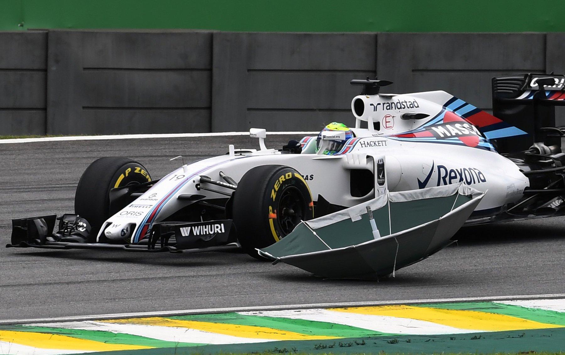 Salracing - Felipe Massa | Williams Martini Racing