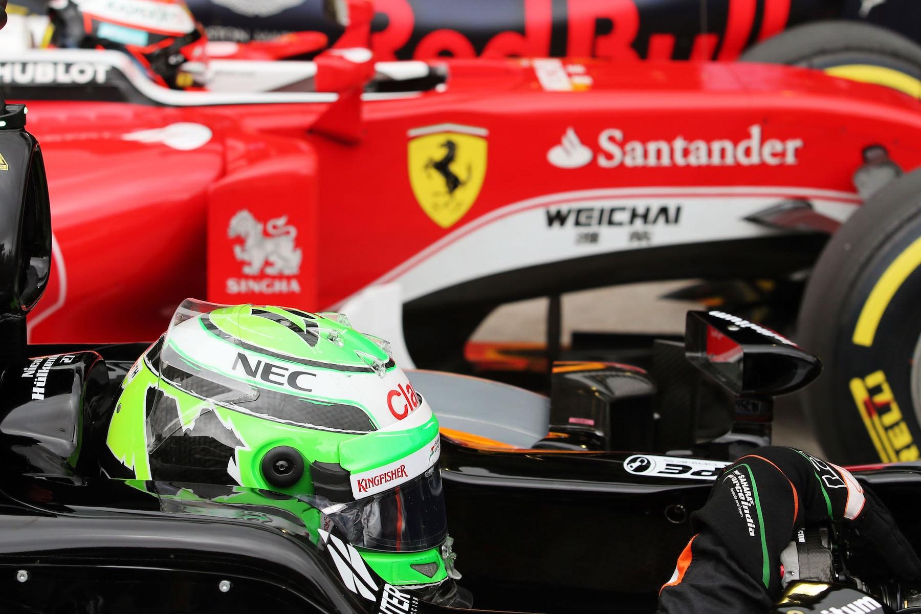 Salracing - Nico Hulkenberg | Sahara Force India