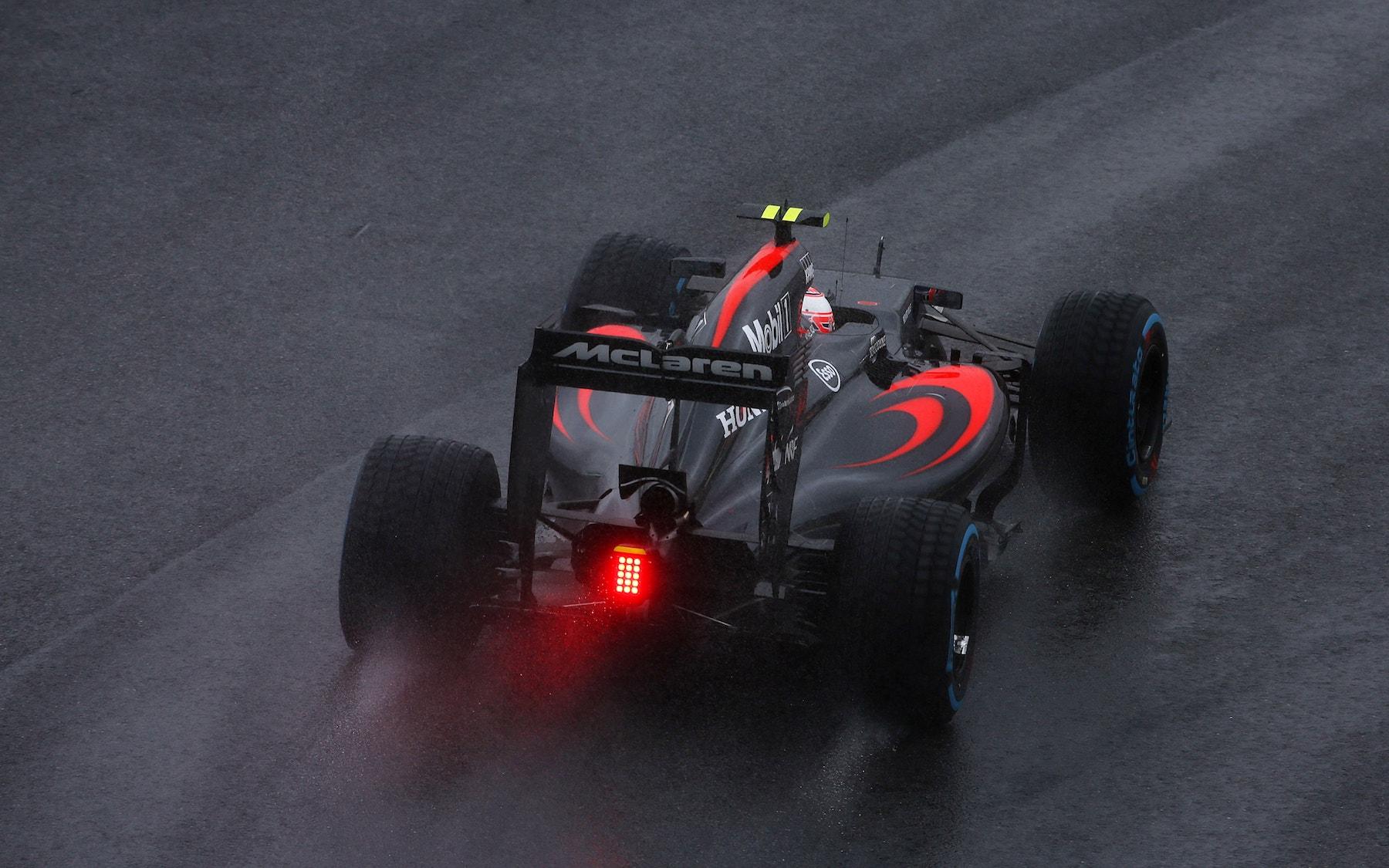 Salracing - Jenson Button | McLaren