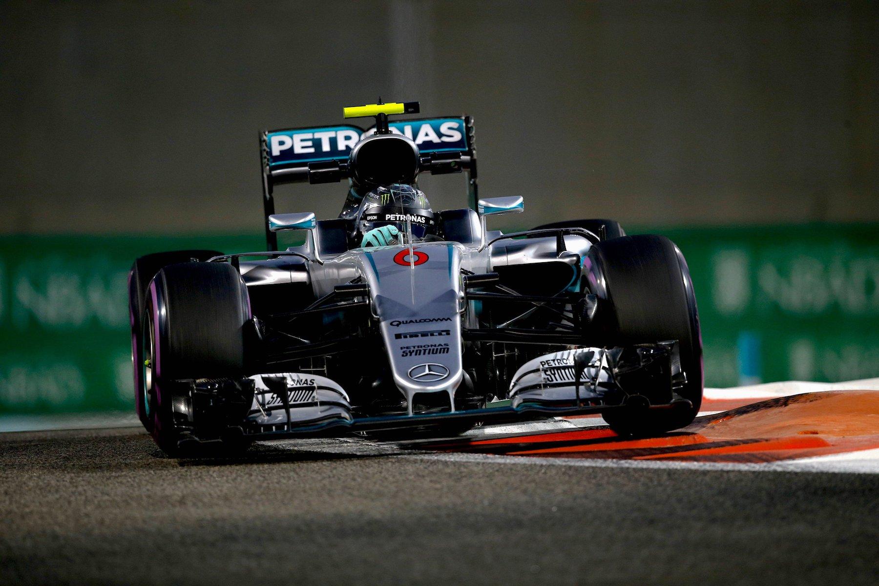 Salracing - Nico Rosberg | Mercedes AMG Petronas