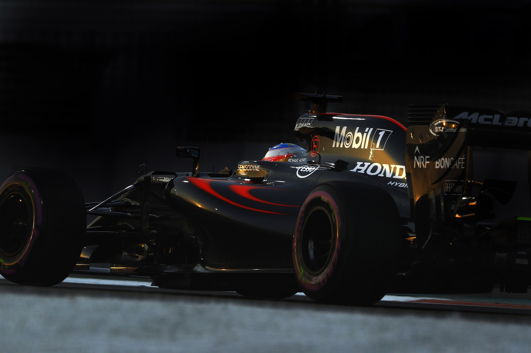 Salracing - Fernando Alonso | McLaren-Honda