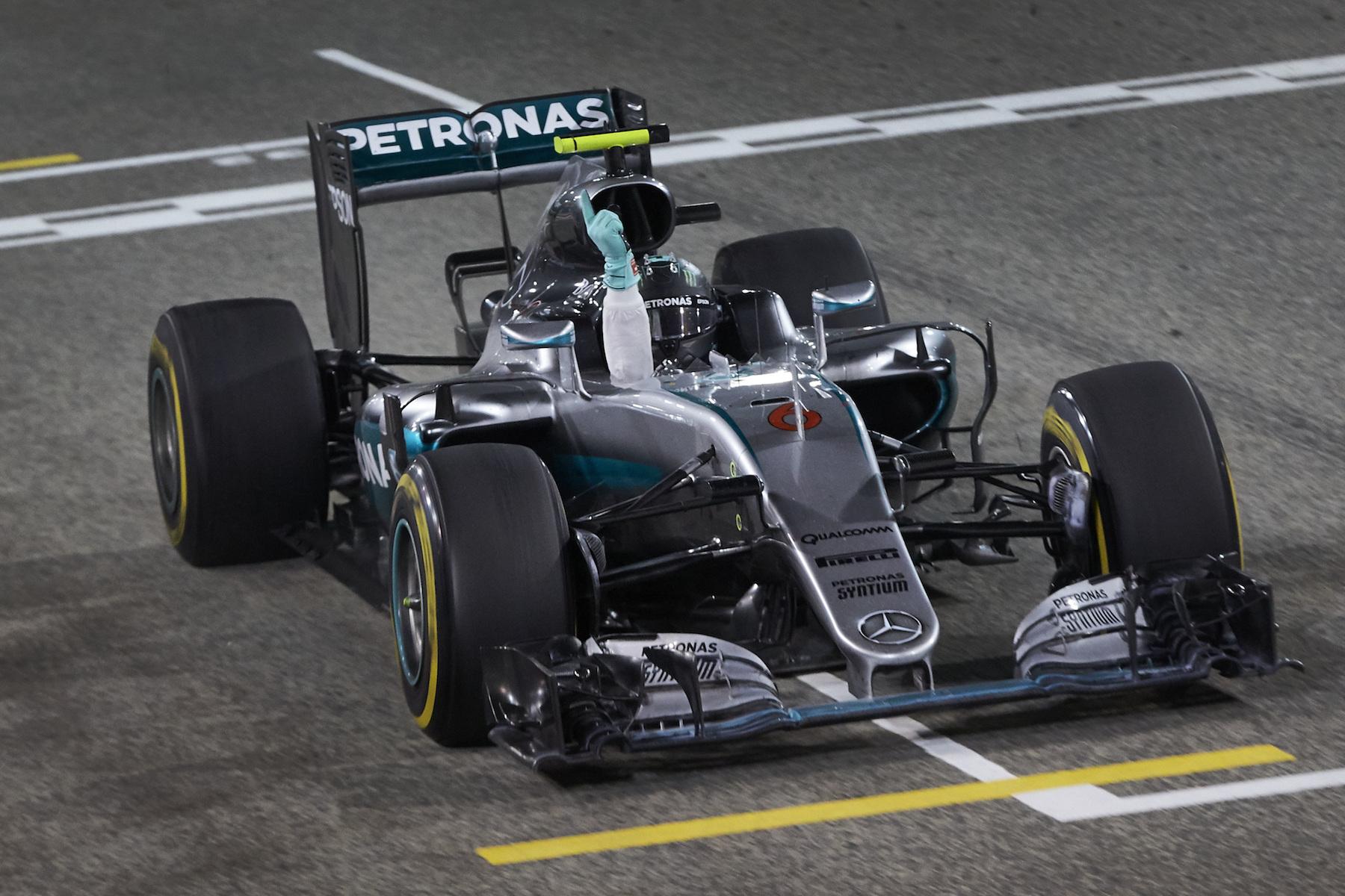 🇧🇭 Bahrain Grand Prix winner: 🇩🇪 Nico Rosberg