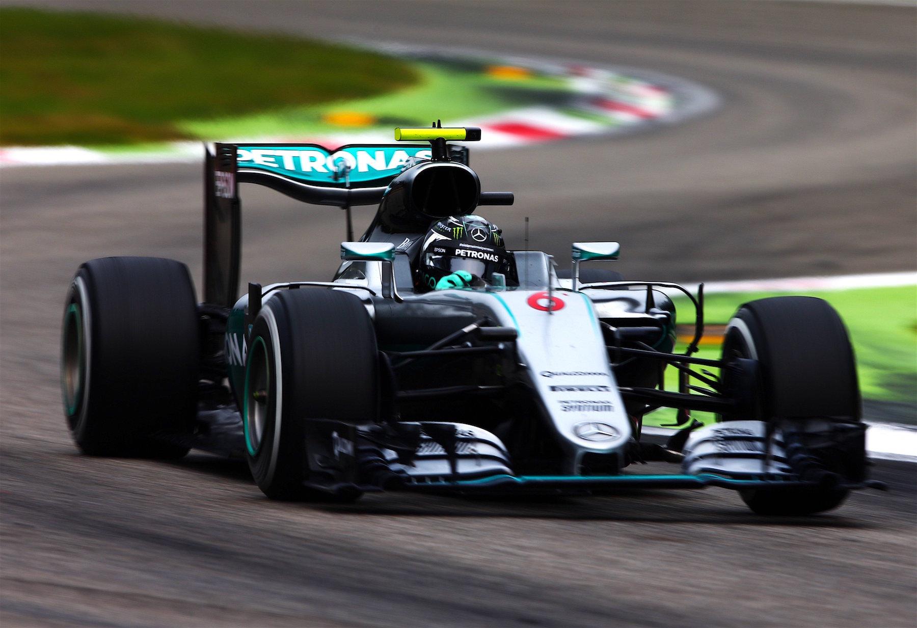 🇮🇹 Italian Grand Prix winner: 🇩🇪 Nico Rosberg