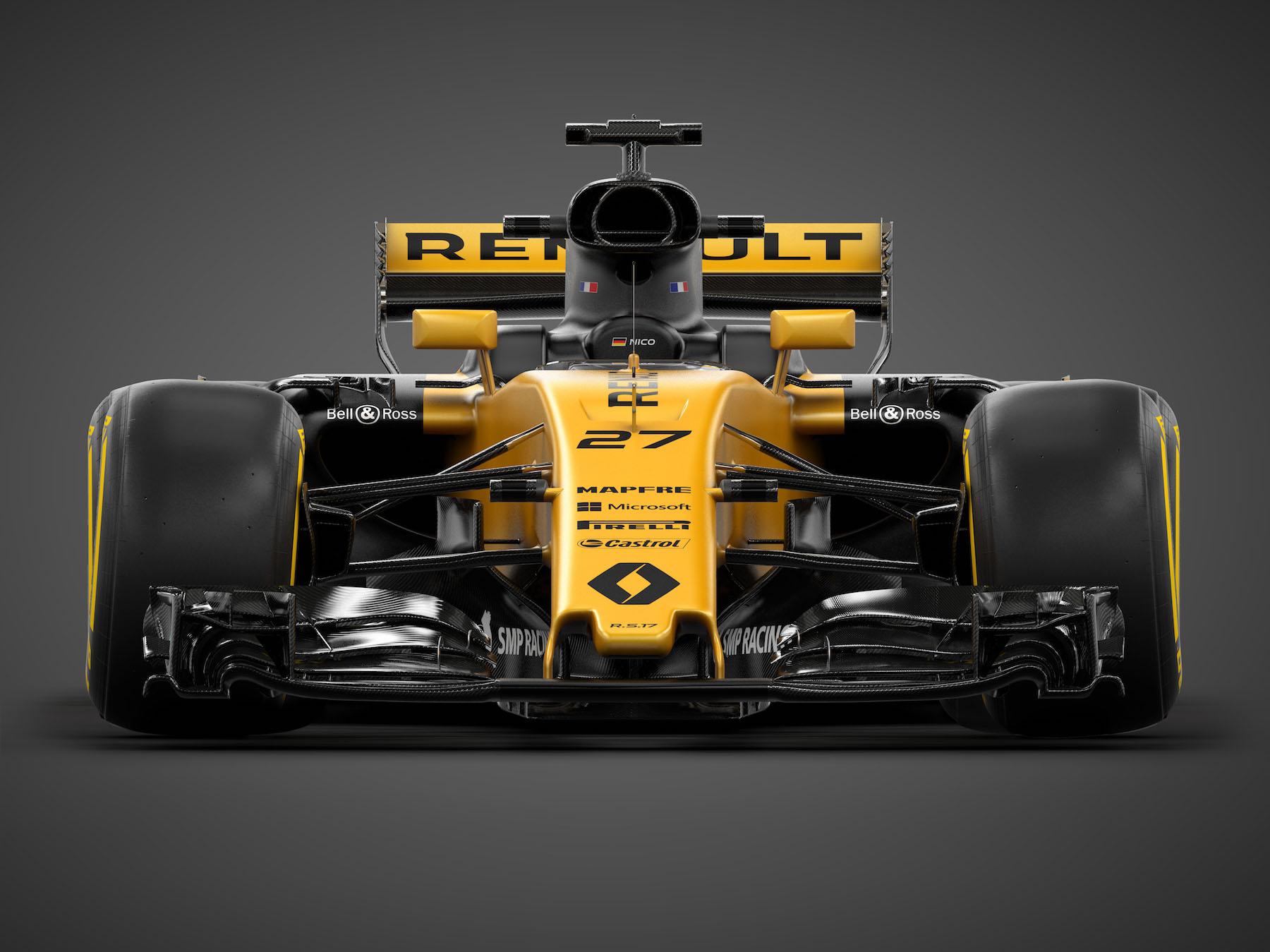 Salracing | Renault RS17 4