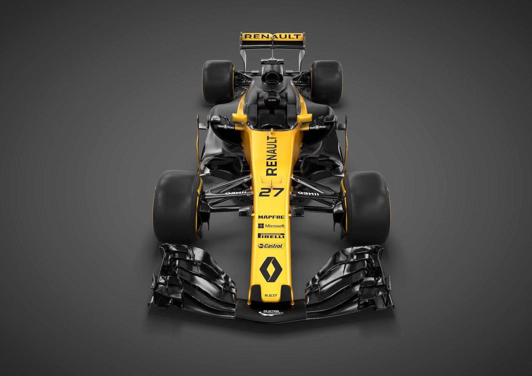 Salracing | Renault RS17 6