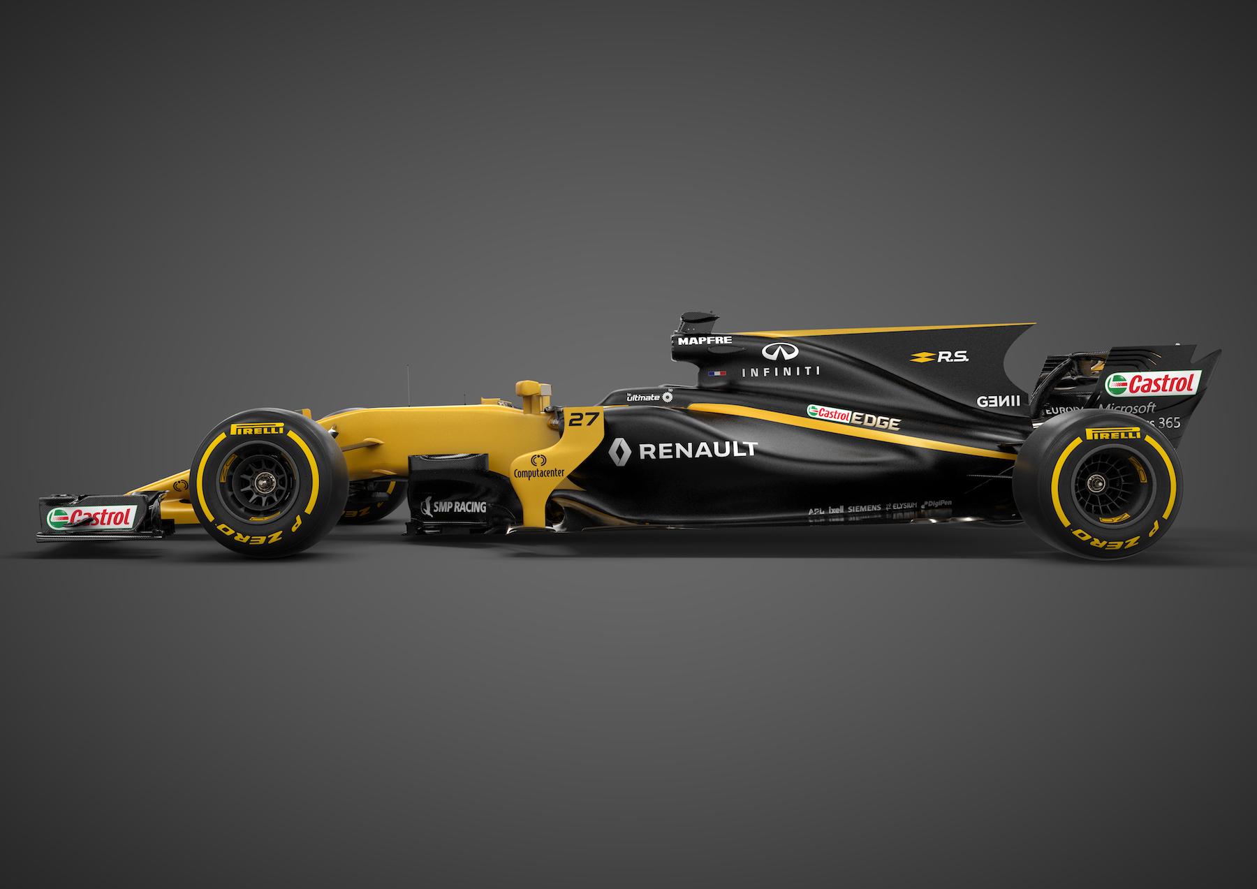 Salracing | Renault RS17 1