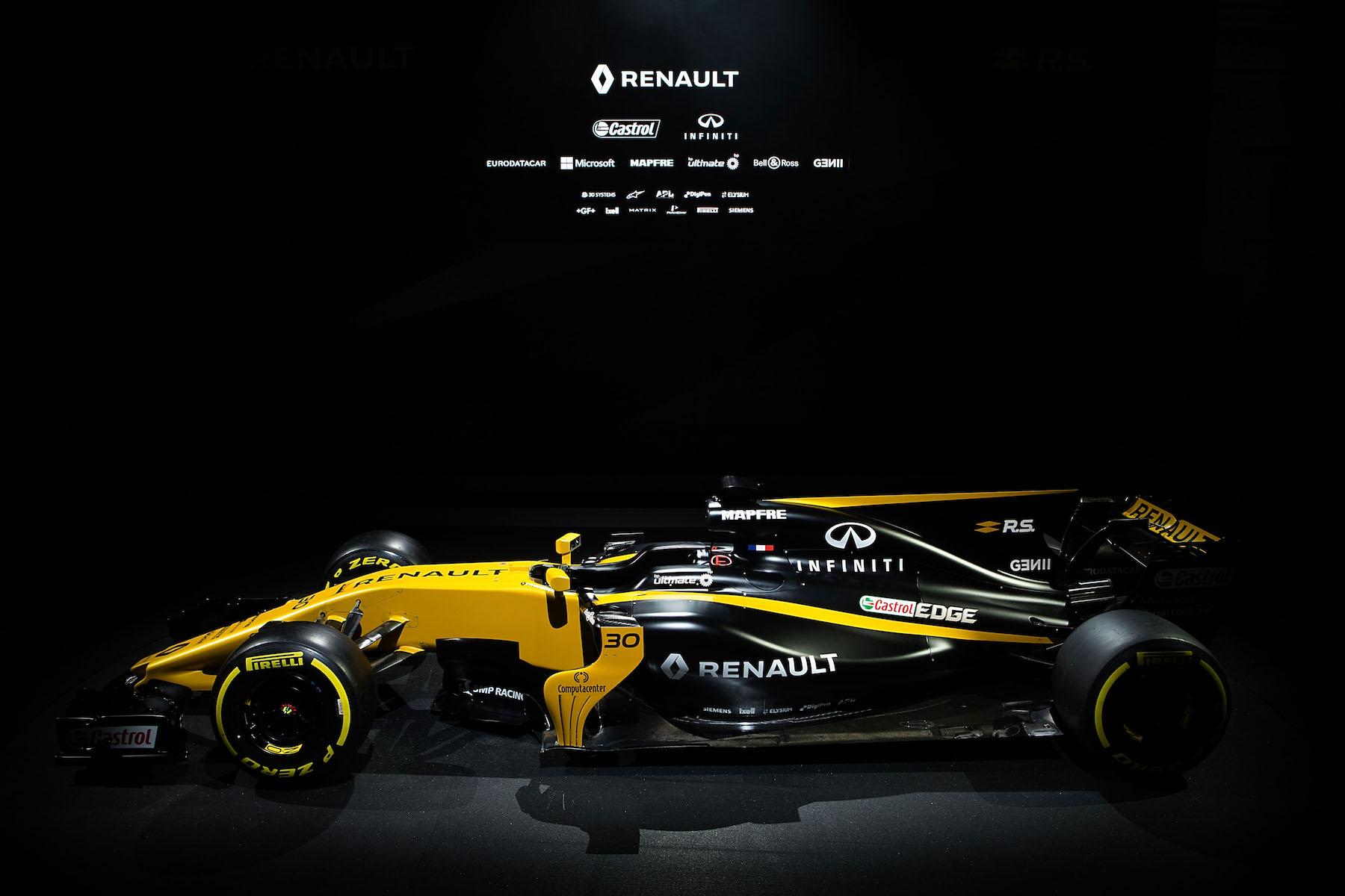 Salracing | Renault RS17 7