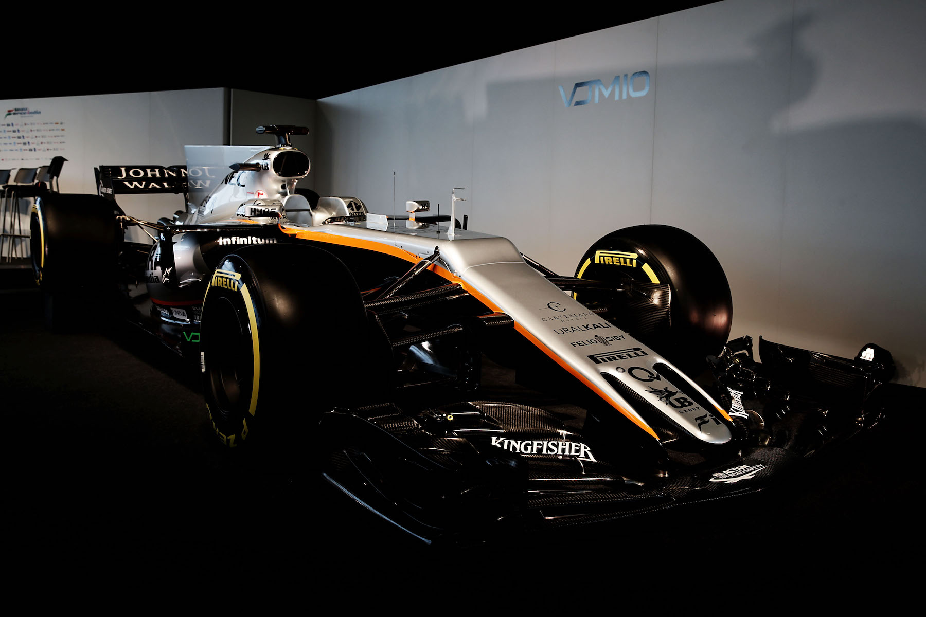 Salracing | Force India VJM10 3