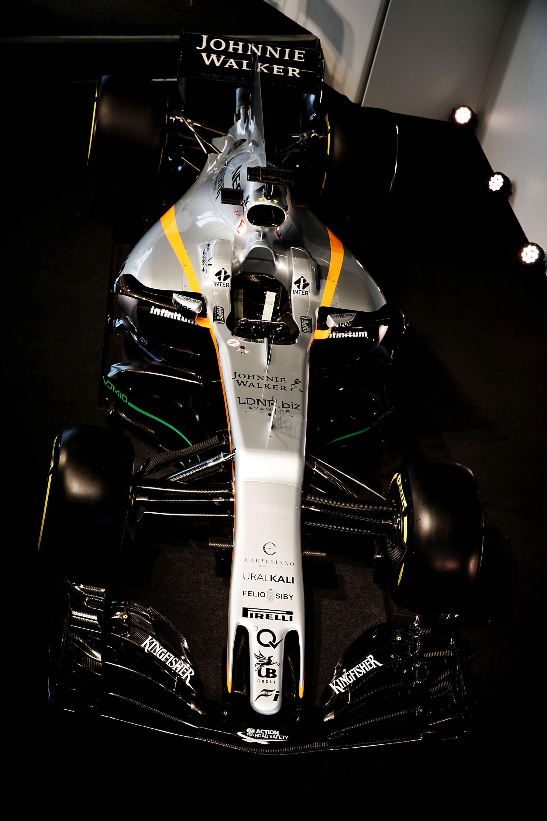 Salracing | Force India VJM10 4