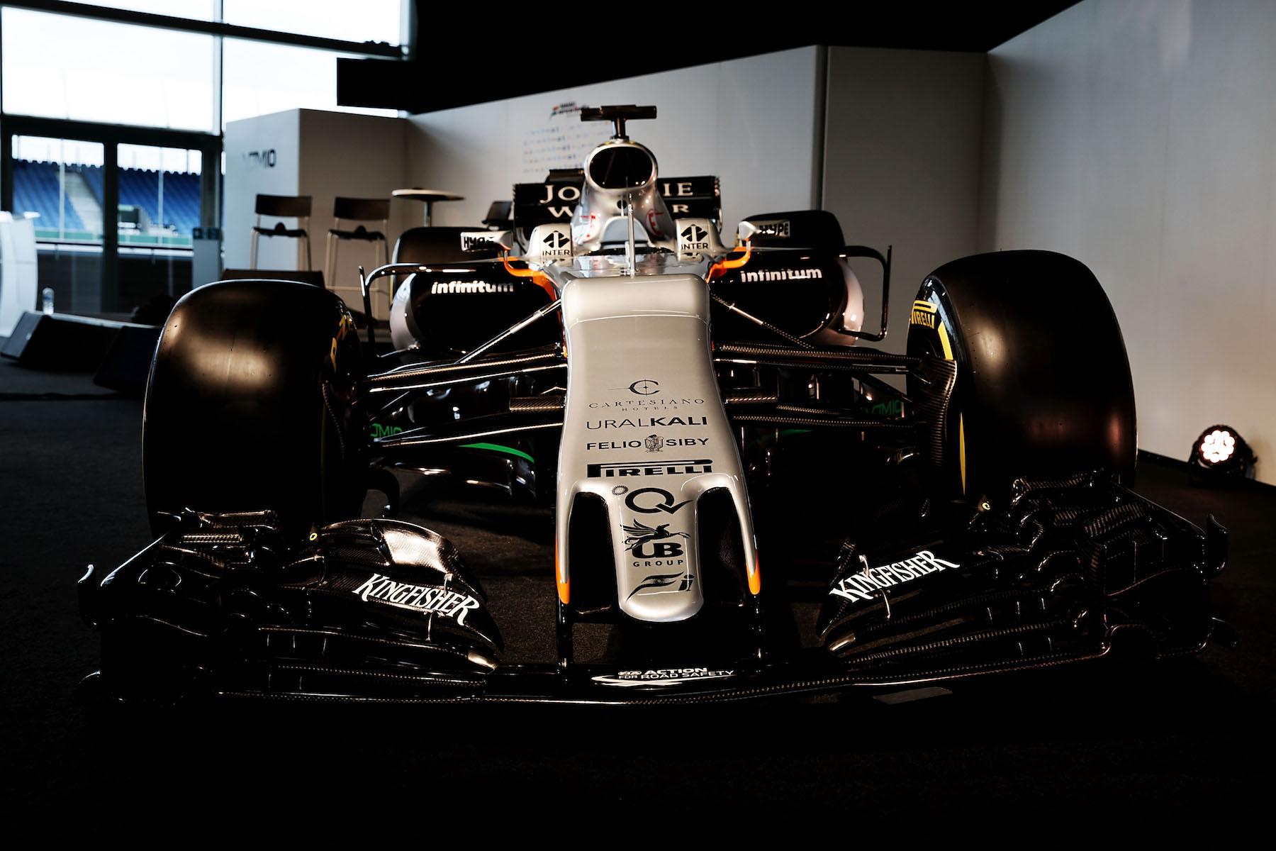 Salracing | Force India VJM10 1