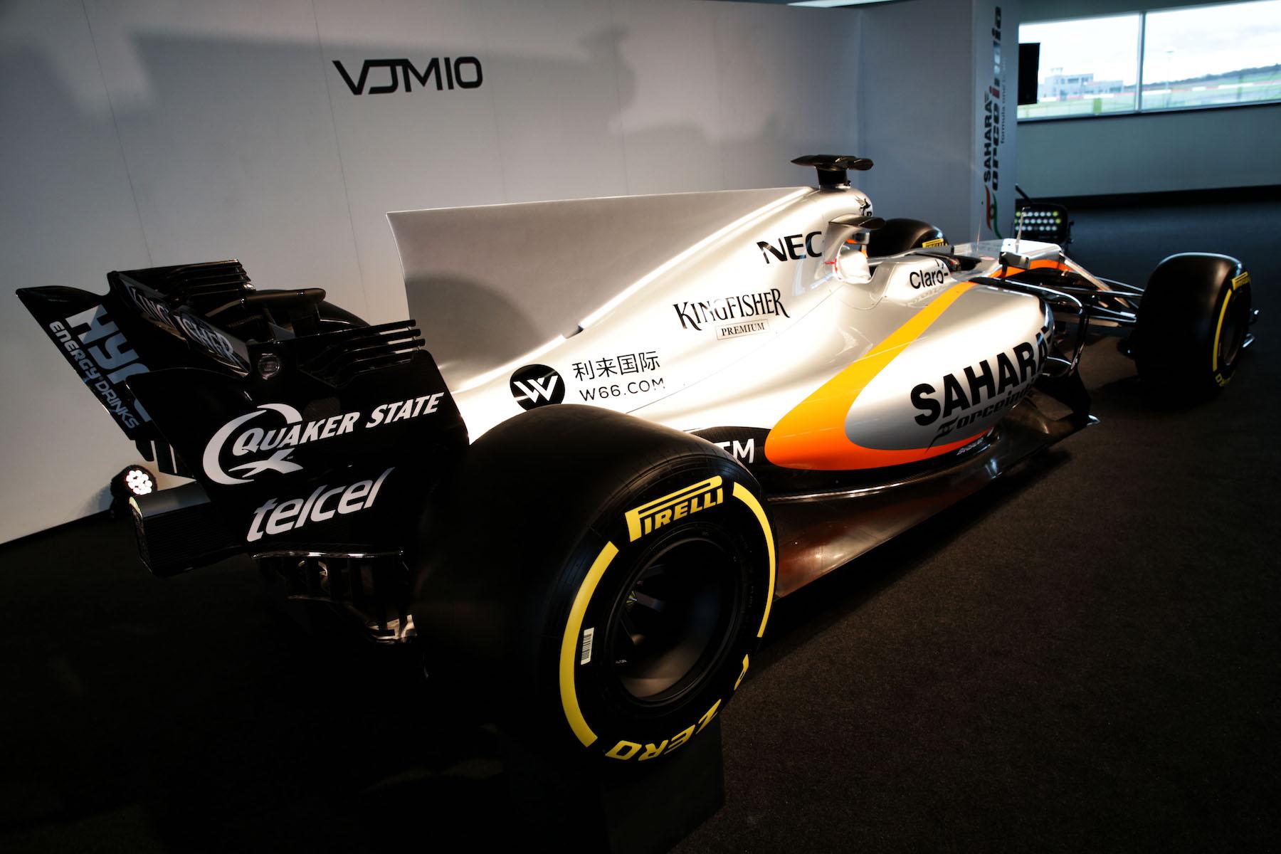 Salracing | Force India VJM10 7