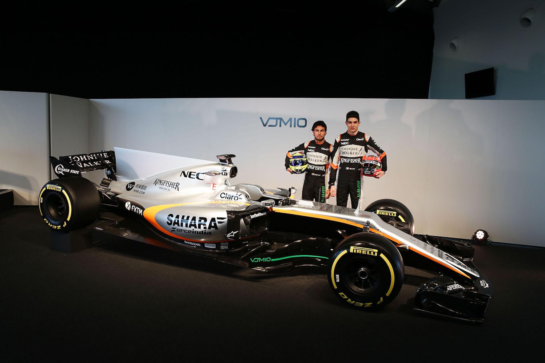 Salracing | Force India VJM10 2