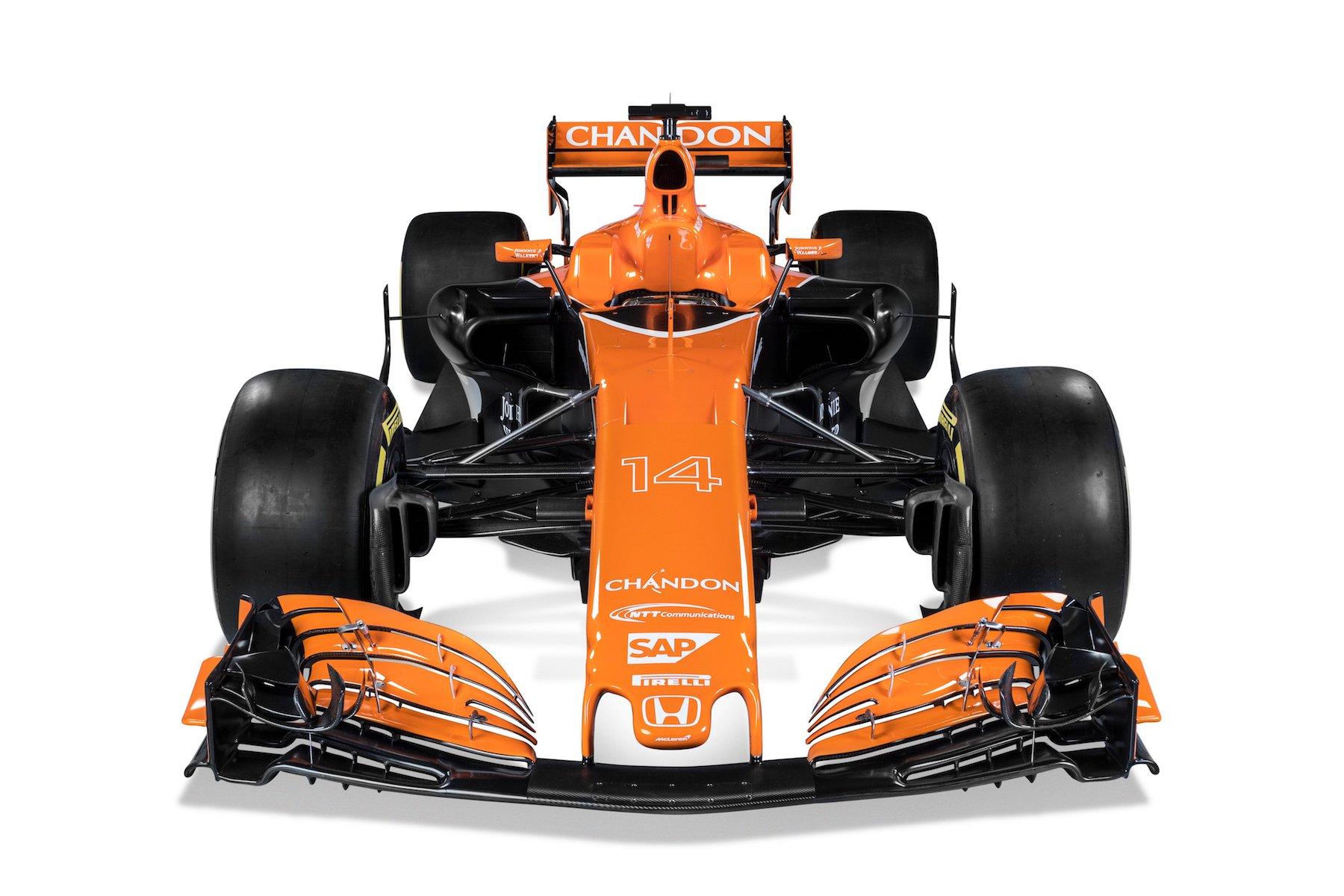 Salracing | McLaren MCL32 5