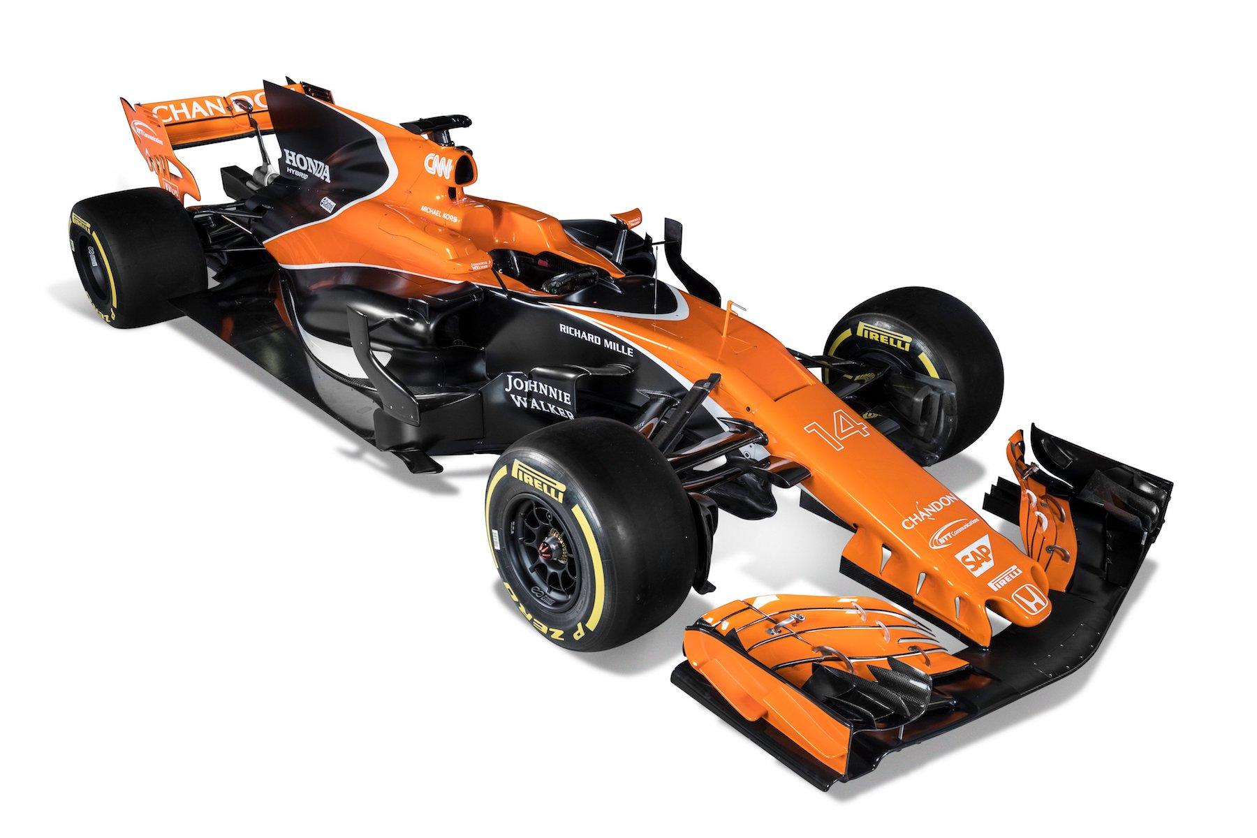 Salracing | McLaren MCL32 4