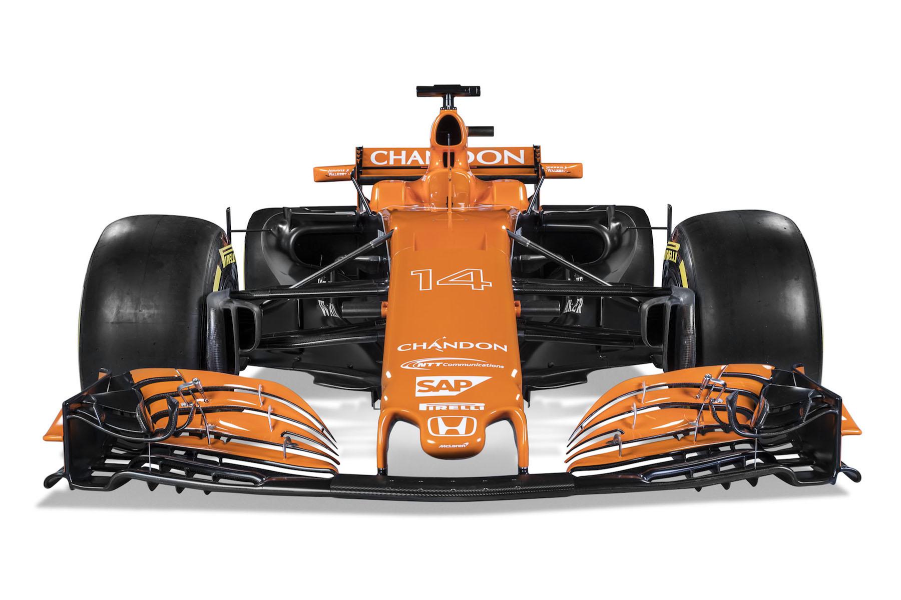 Salracing | McLaren MCL32 1