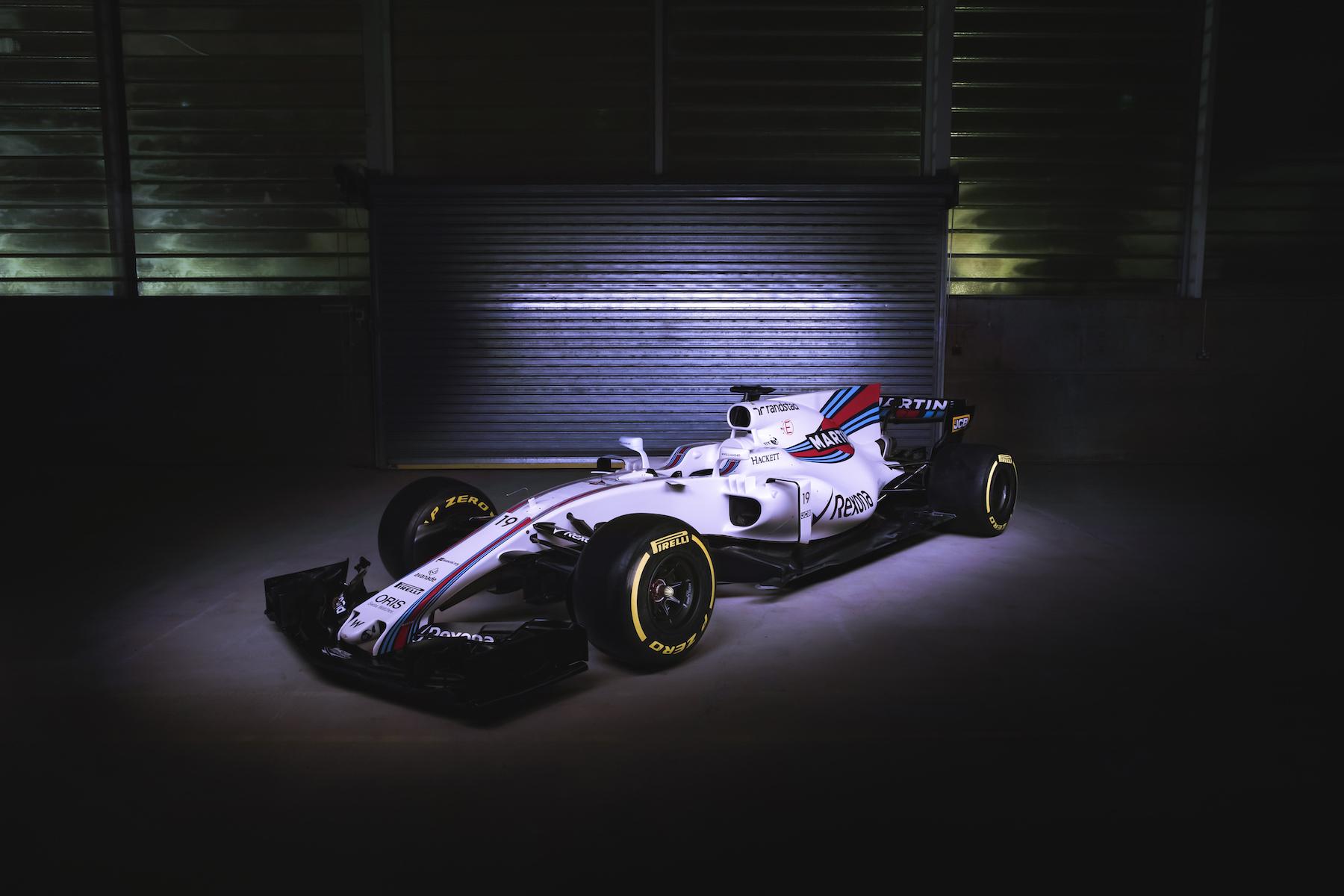 Salracing | Williams Mercedes FW40 1