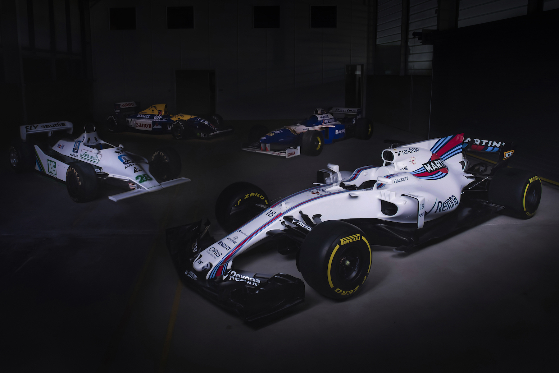Salracing | Williams Mercedes FW404