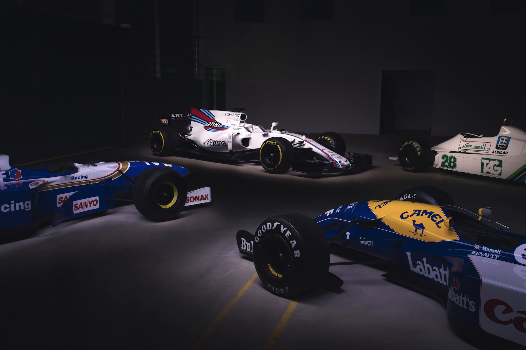 Salracing | Williams Mercedes FW405