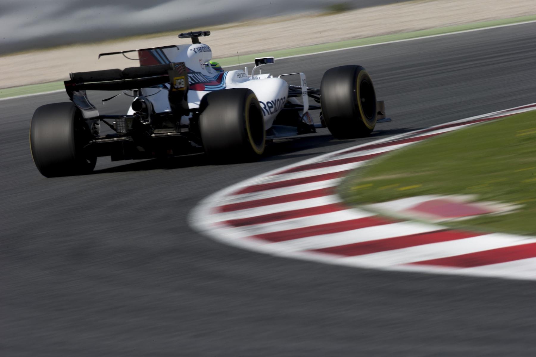 Salracing | Williams FW40