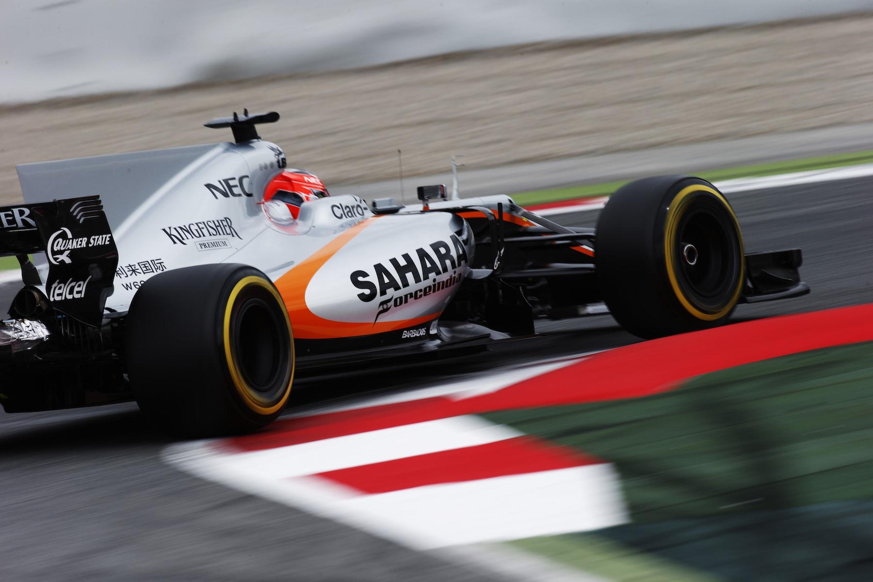 Salracing | Force India VJM10