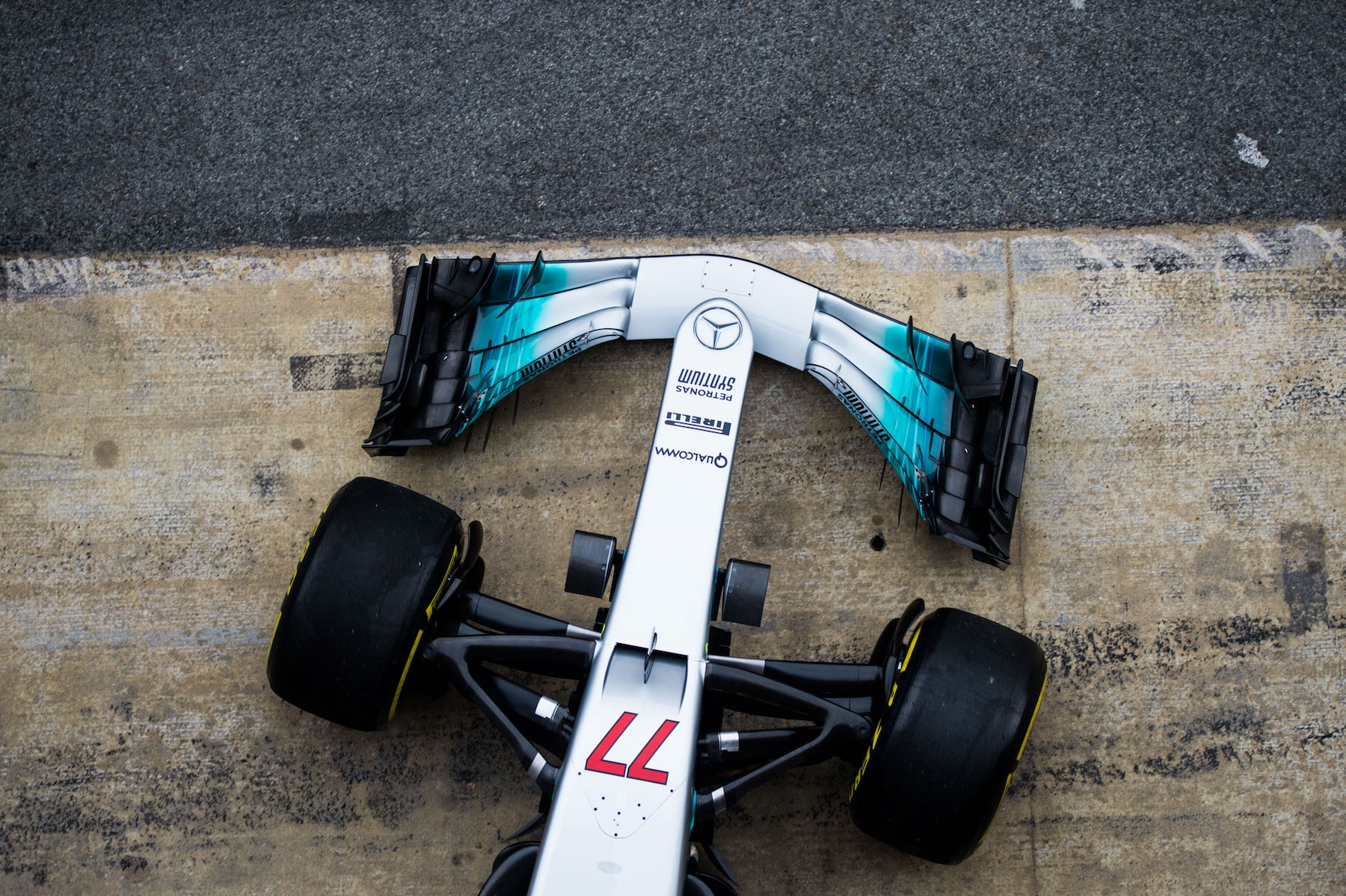 Salracing | Mercedes W08 EQ Power+