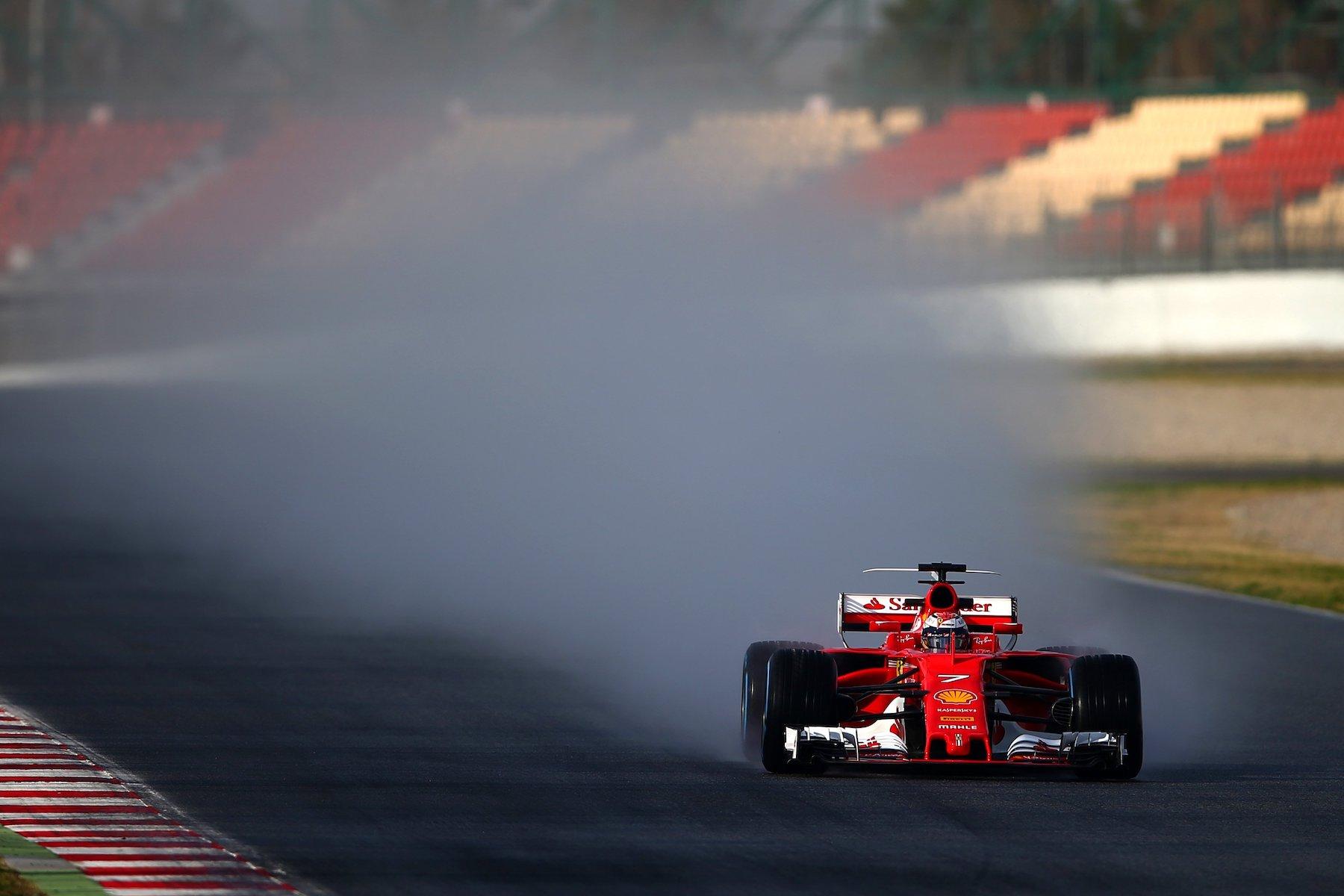Salracing | Scuderia Ferrari SF70H