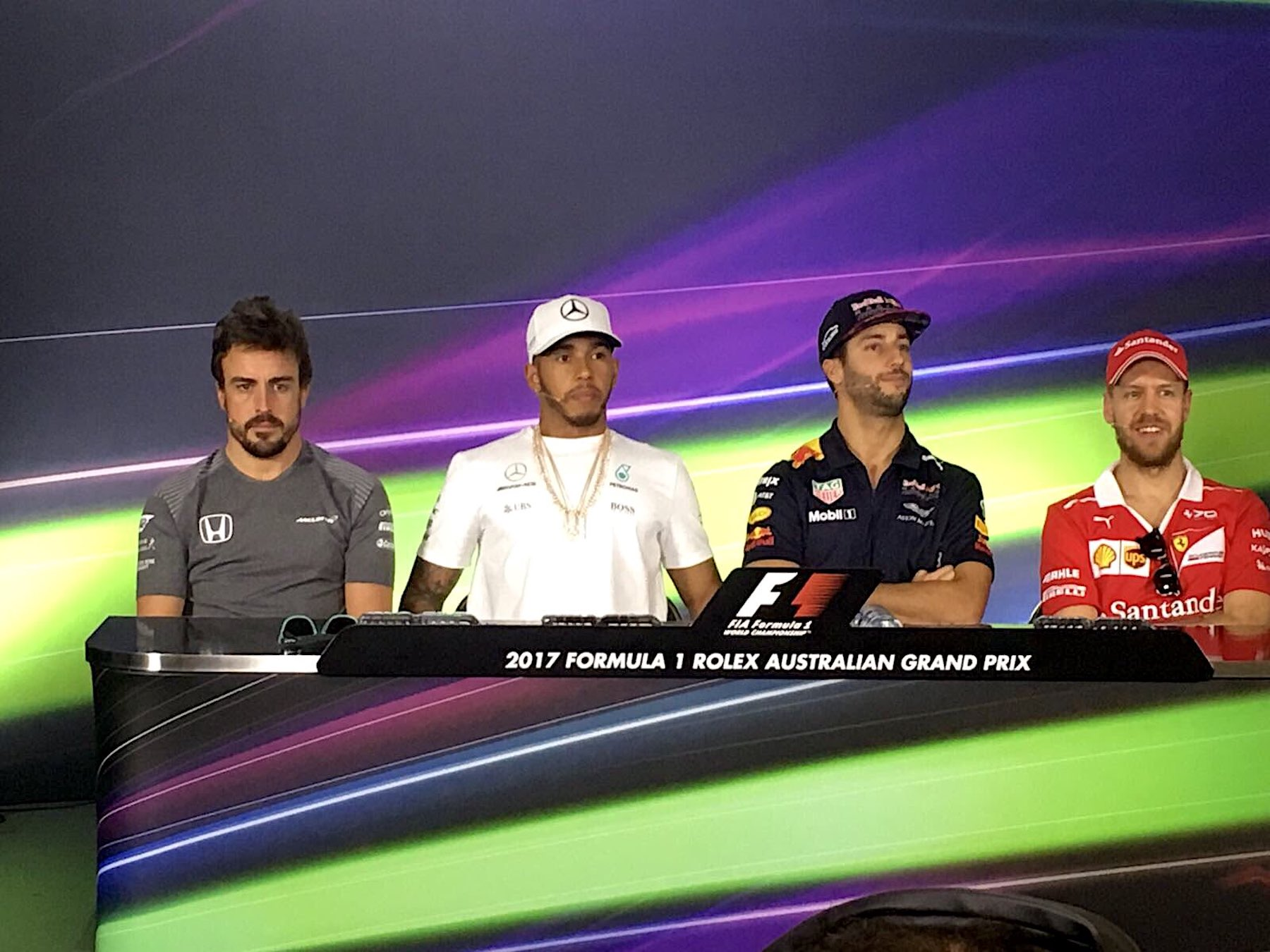 Salracing | Driver's Press Conference