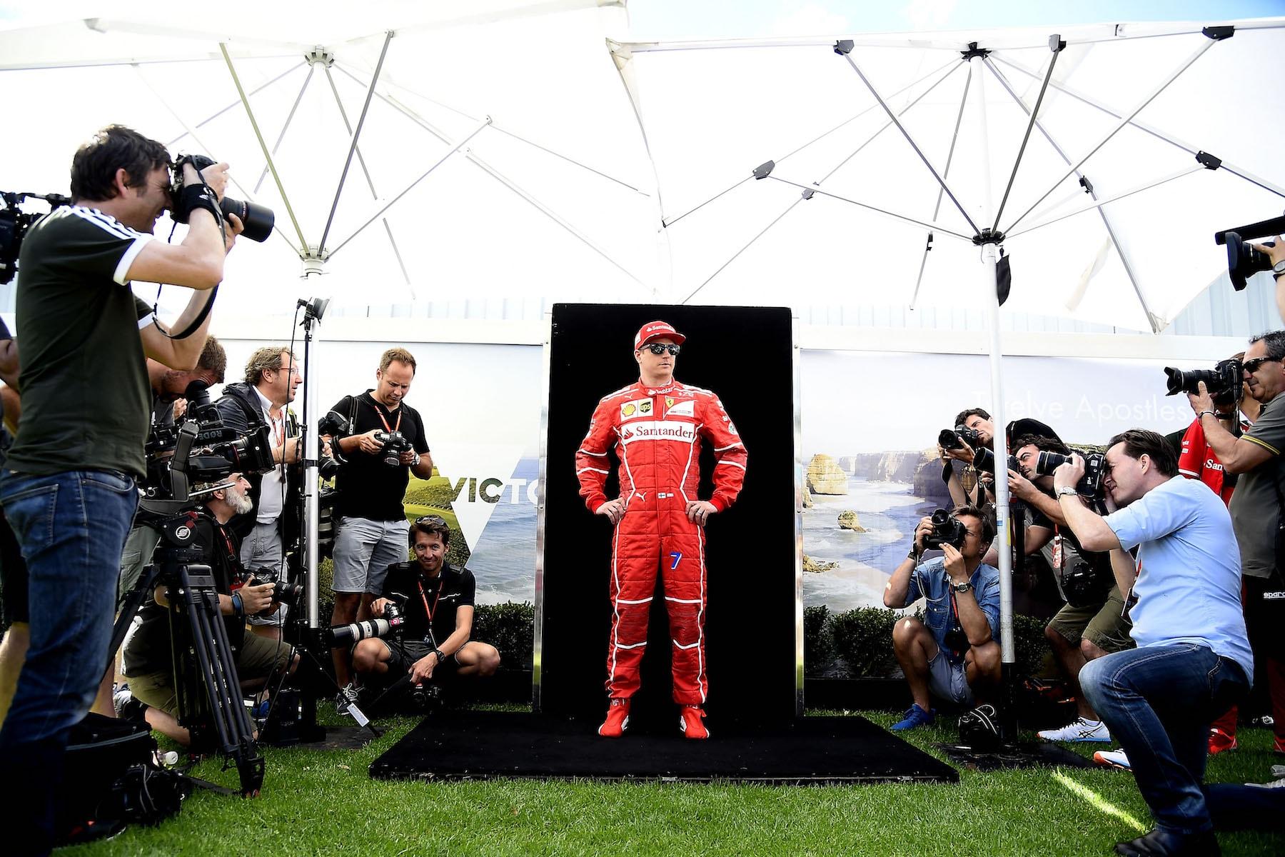 Salracing | Kimi Raikkonen
