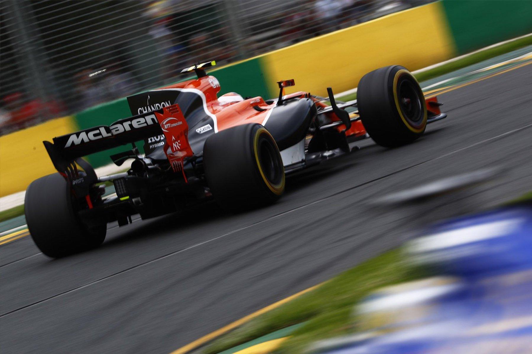 Salracing | McLaren