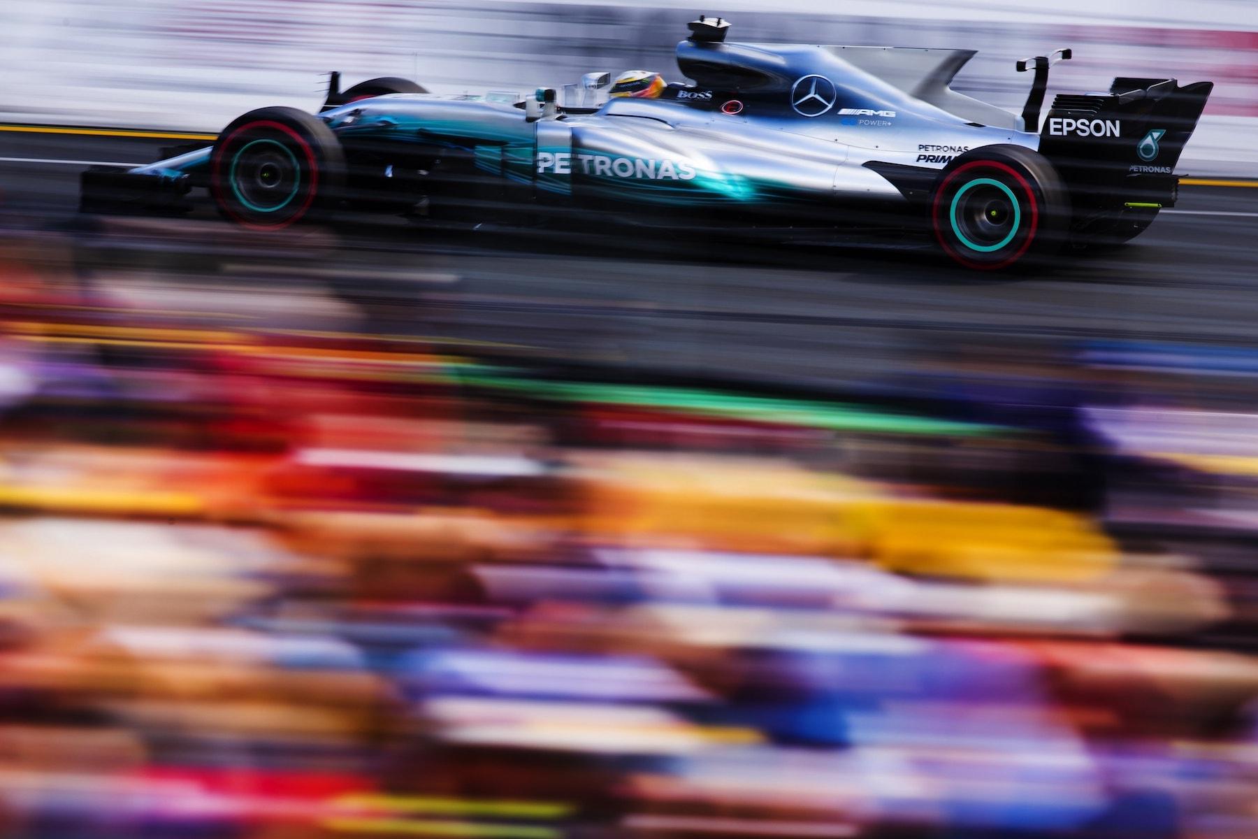 Salracing | Mercedes AMG Petronas