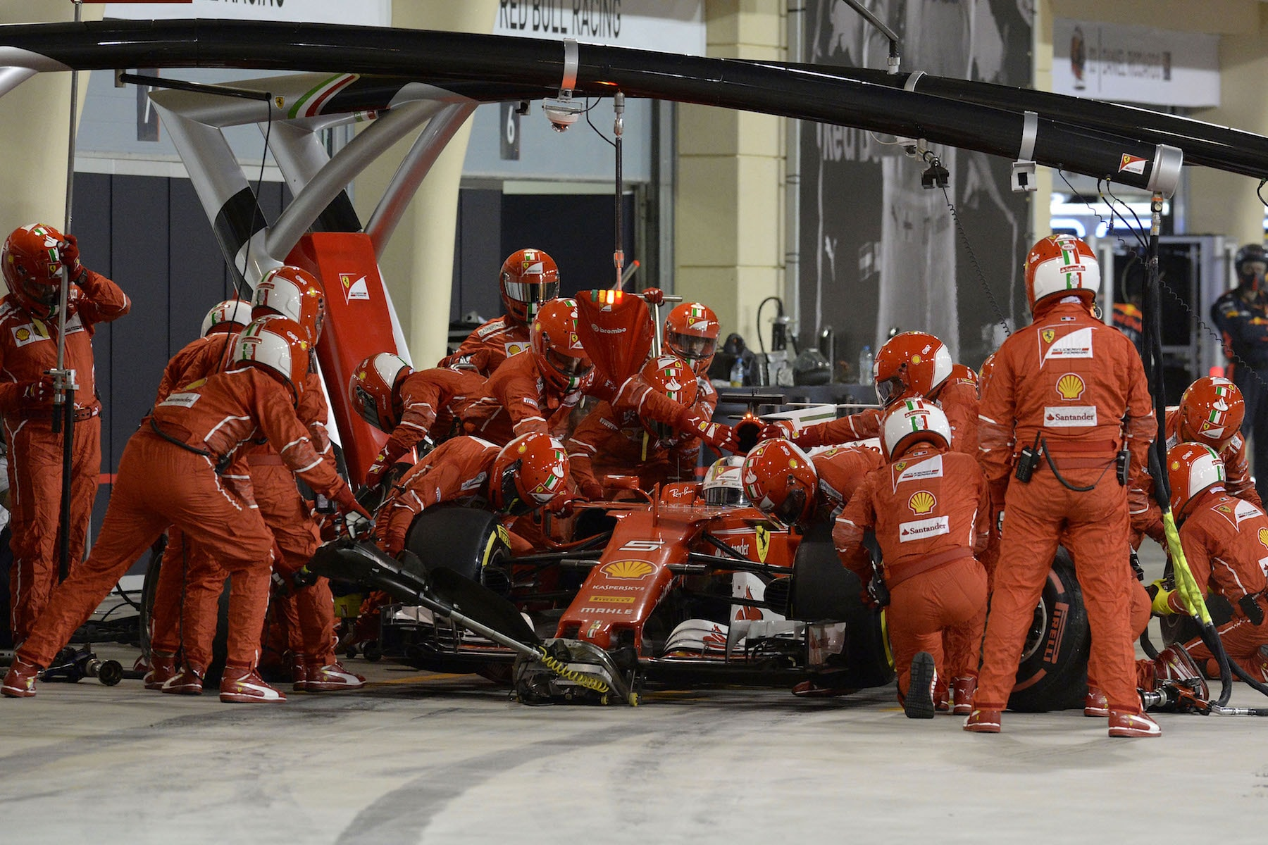 H 2017 Sebastian Vettel   Ferrari SF70H   2017 Bahrain GP P1 7 copy.jpg