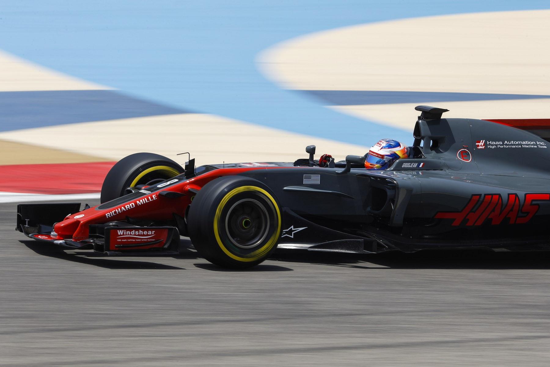 2017 Romain Grosjean | Haas VF17 | 2017 bahrain Test 1 copy.jpg