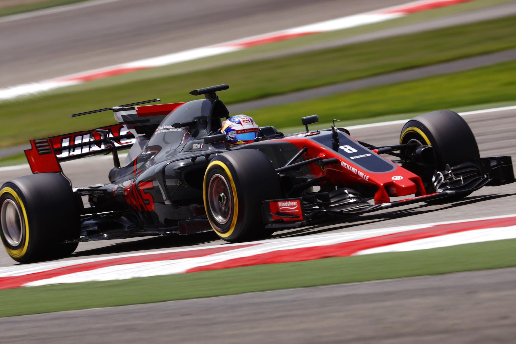 2017 Romain Grosjean | Haas VF17 | 2017 bahrain Test 2 copy.jpg