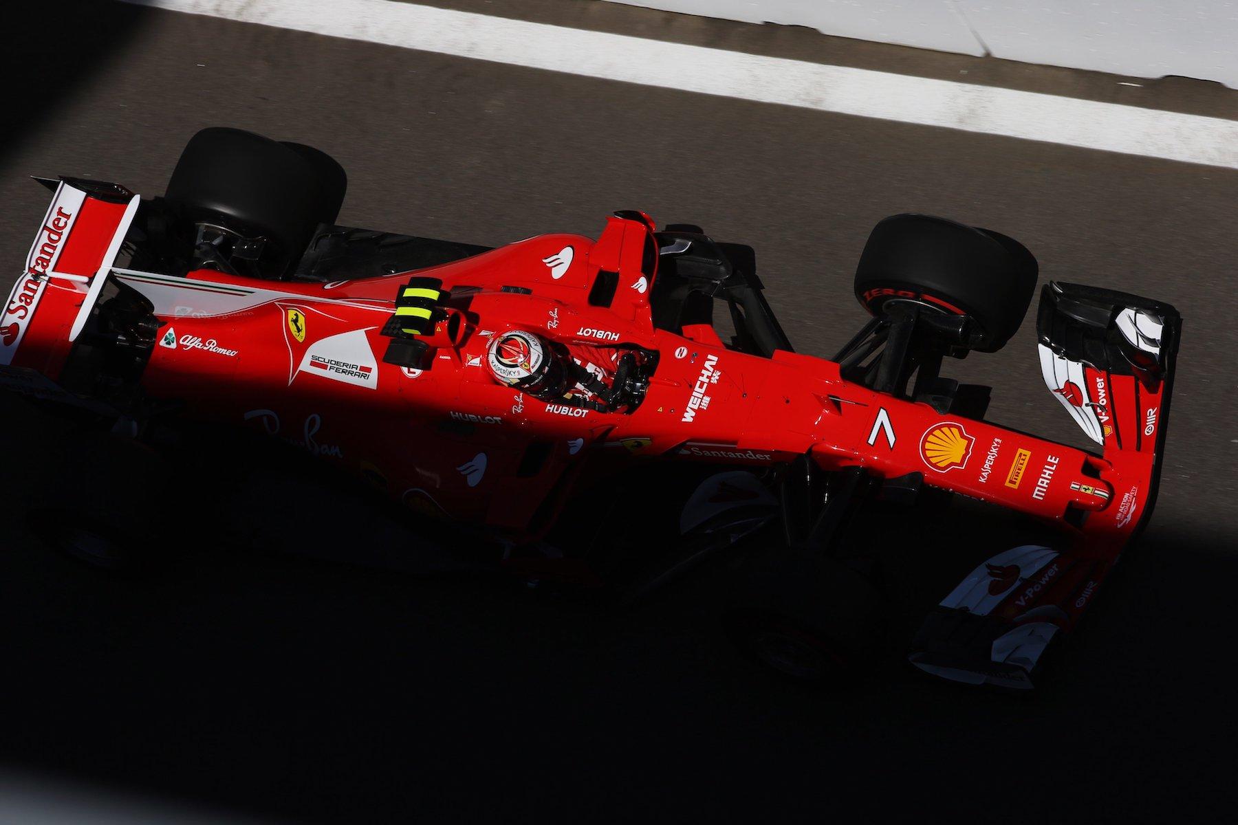 2017 Kimi Raikkonen | Ferrari SF70H | 2017 Russian GP FP1 4 copy.jpg