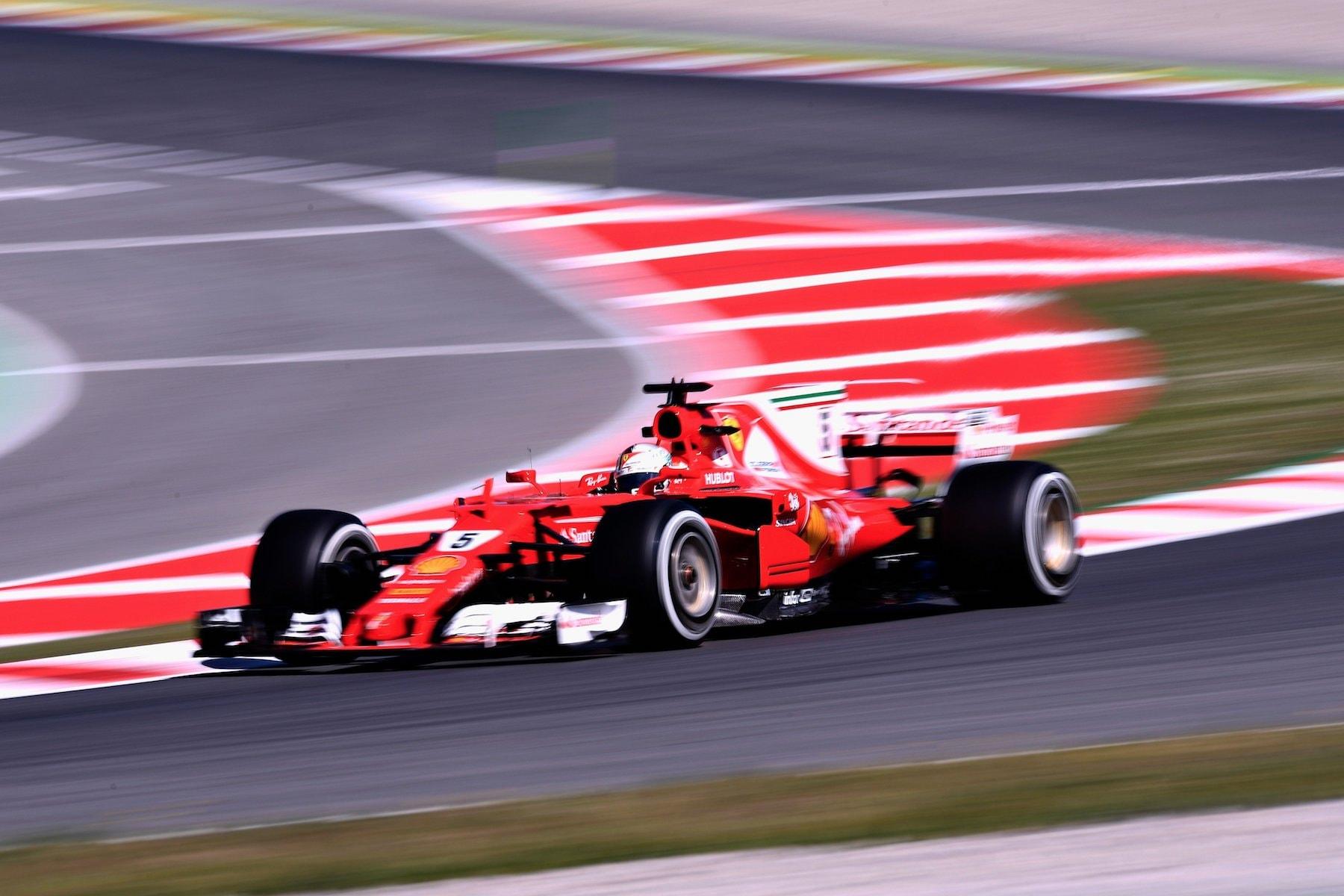 2017 Sebastian Vettel | Ferrari SF70H | 2017 Spanish GP FP1 2 copy.jpg