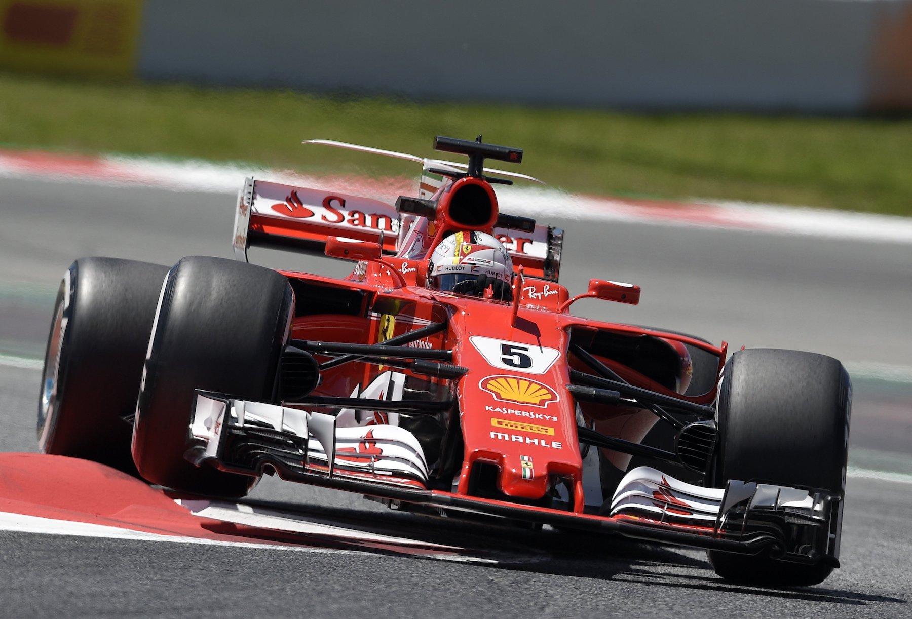 2017 Sebastian Vettel | Ferrari SF70H | 2017 Spanish GP FP2 1 copy.jpg
