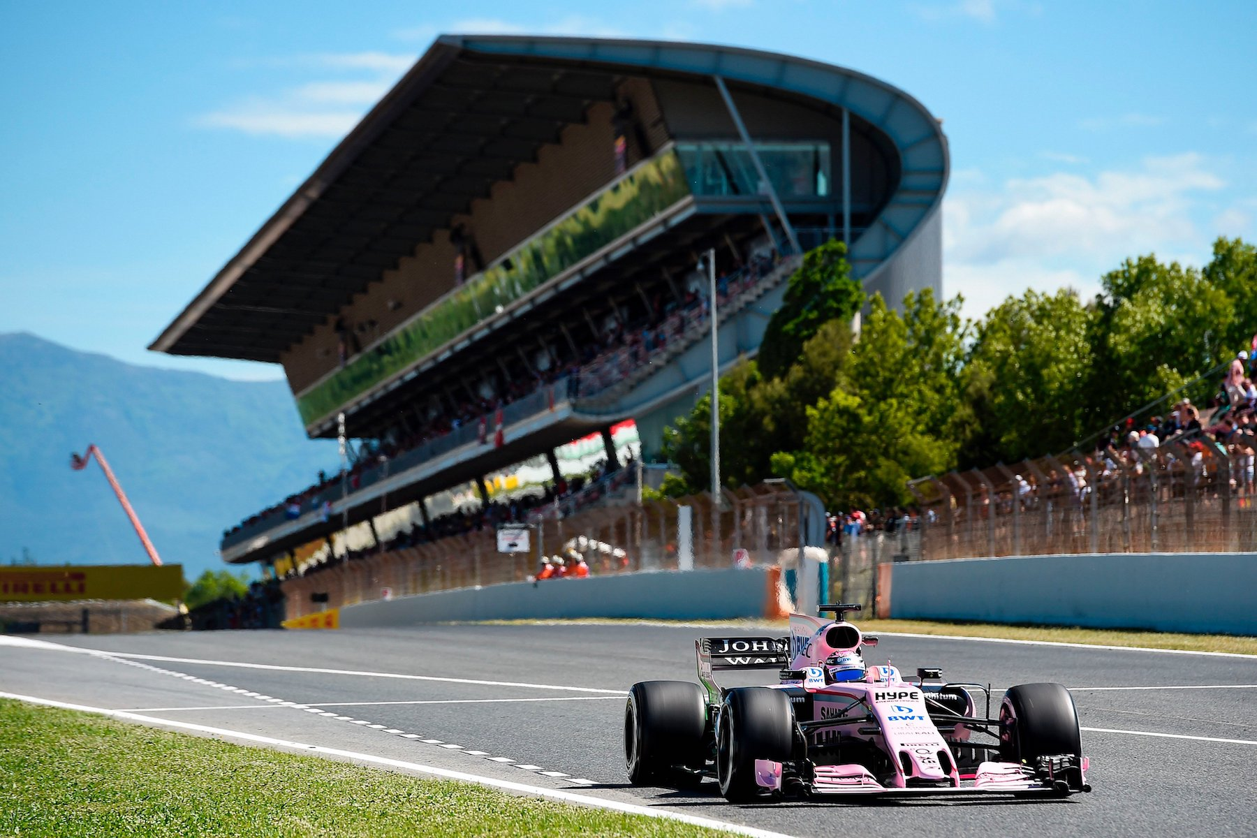 2017 Sergio Perez | Force India VJM10 | 2017 Spanish GP FP2 1 copy.jpg