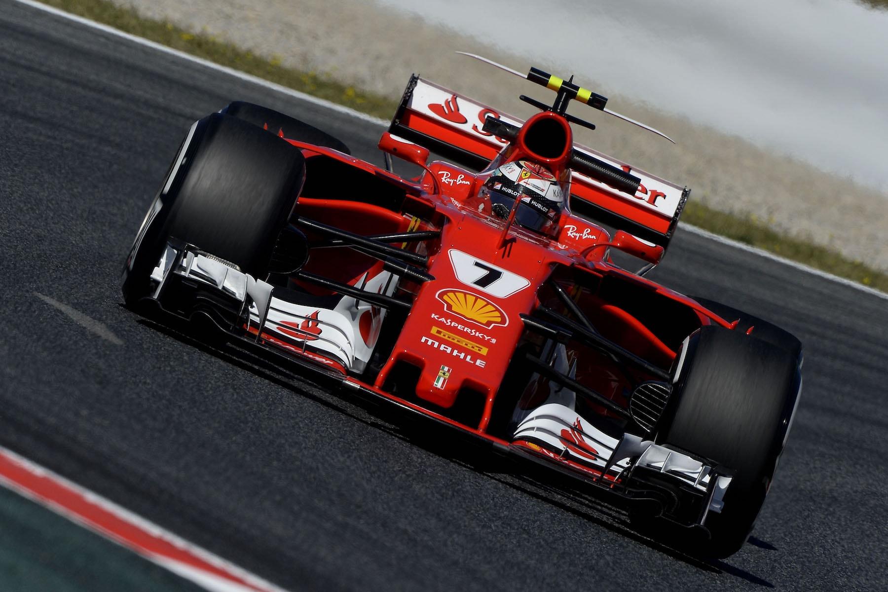 2017 Kimi Raikkonen | Ferrari SF70H | 2017 Spanish GP FP2 2 copy.jpg