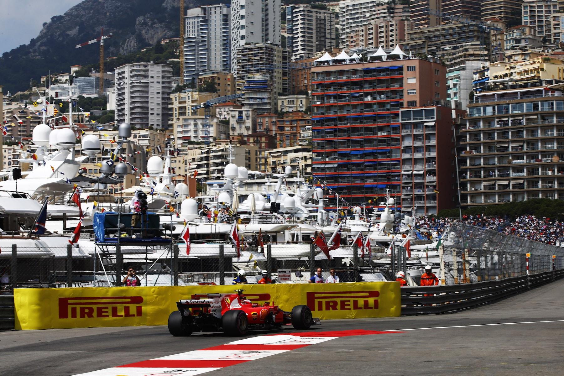 2017 Kimi Raikkonen | Ferrari SF70H | 2017 Monaco GP FP2 1 copy.jpg