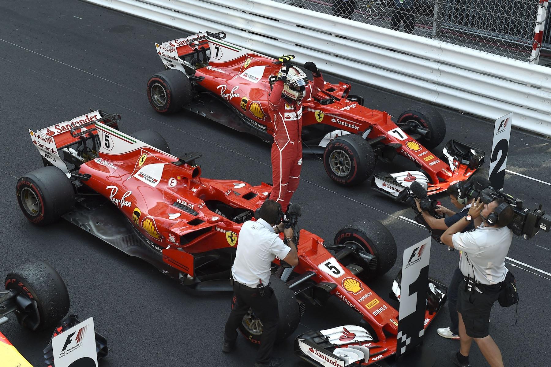 S 2017 Sebastian Vettel | Ferrari SF70H | 2017 Monaco GP winner 4 copy.jpg