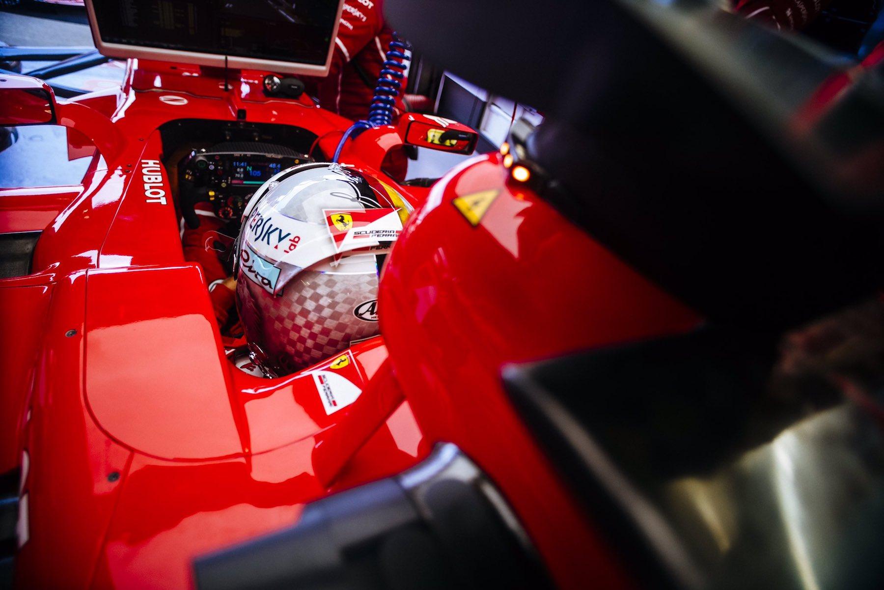 2017 Sebastian Vettel | Ferrari SF70H | 2017 Canadian GP FP2 1 copy.jpg