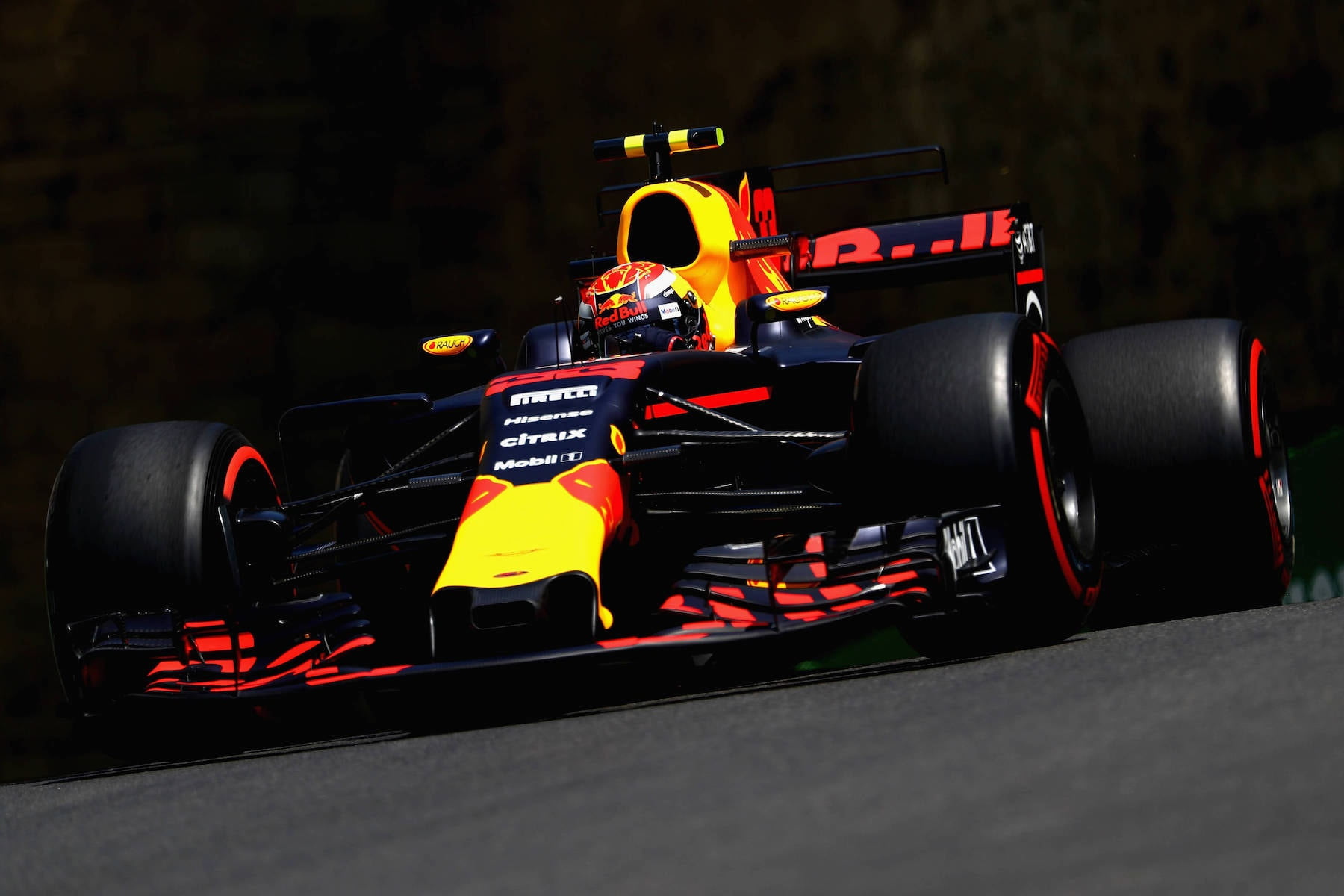 2017 Max Verstappen | Red Bull RB13 | 2017 Azerbaijan GP FP2 2 Photo by Clive Rose:Getty Images copy.jpg