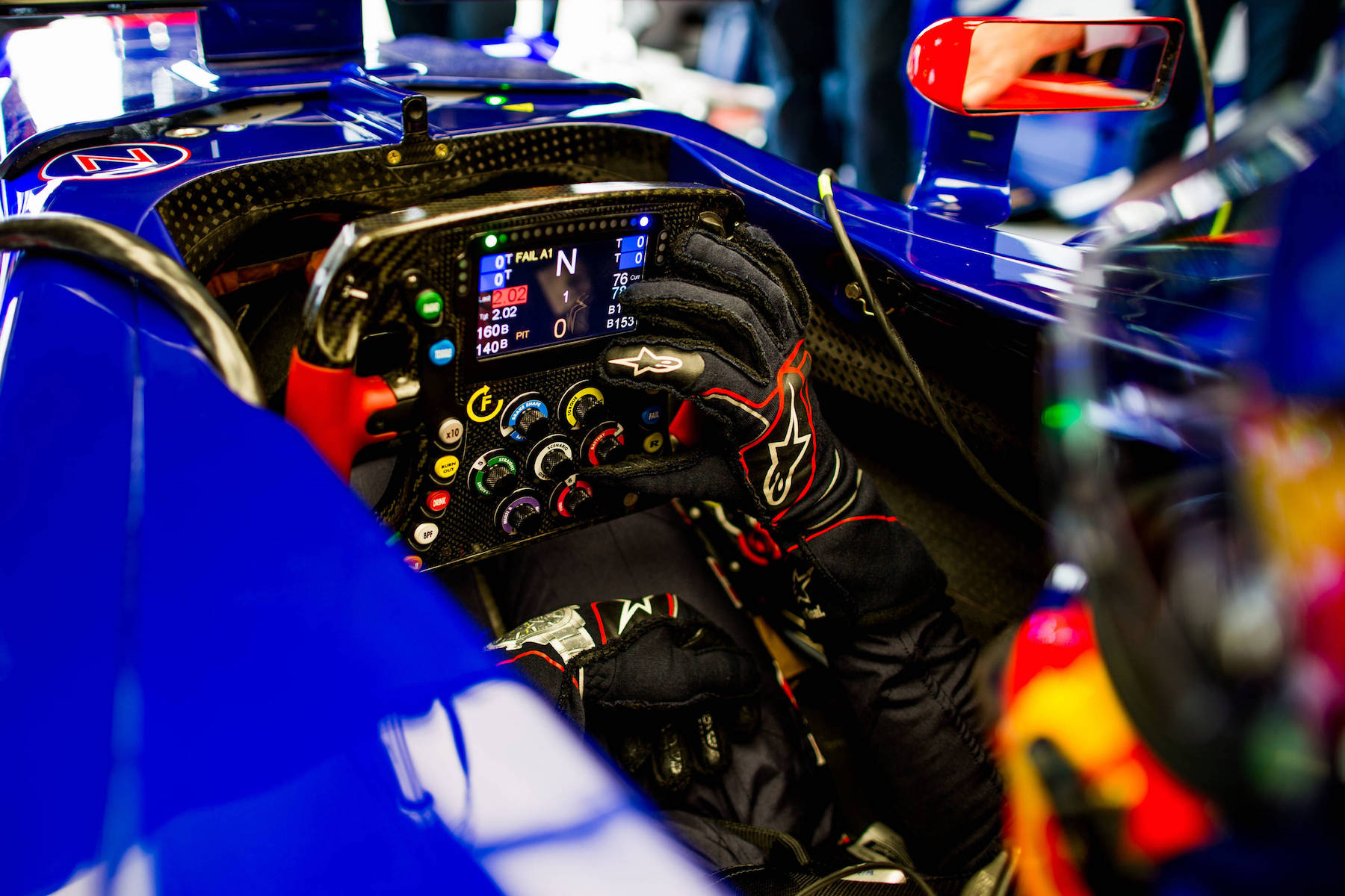 2017 Carlos Sainz | Toro Rosso STR12 | 2017 British GP FP2 2 copy.jpg
