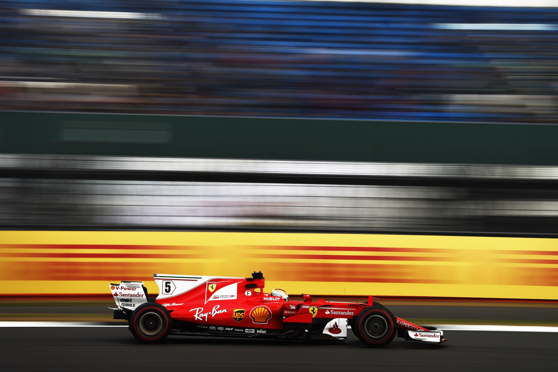 2017 Sebastian Vettel | Ferrari SF70H | 2017 British GP FP1 8 photo by Glenn Dunbar:LAT Images copy.jpg