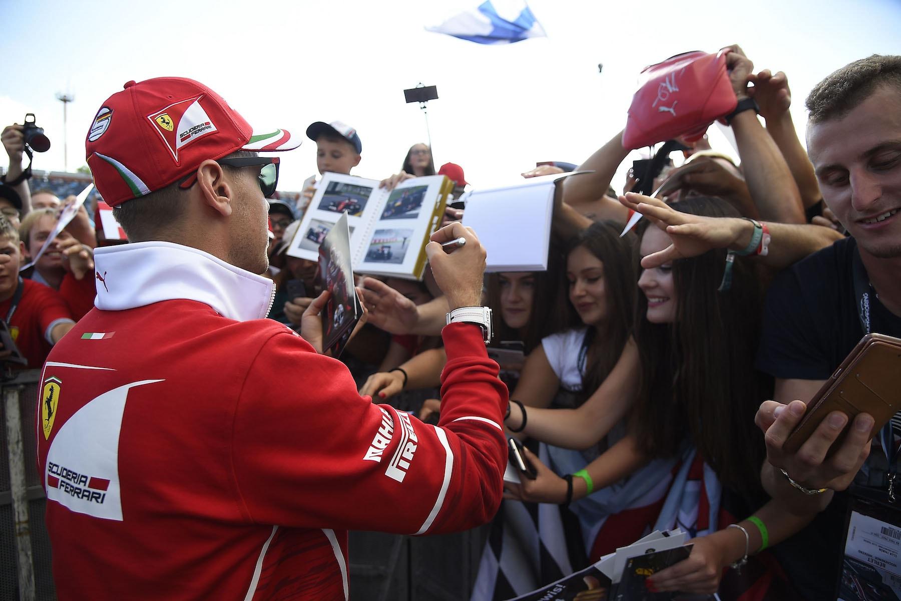 2017 Sebastian Vettel | Ferrari SF70H | 2017 Hungarian GP 1 copy.jpg