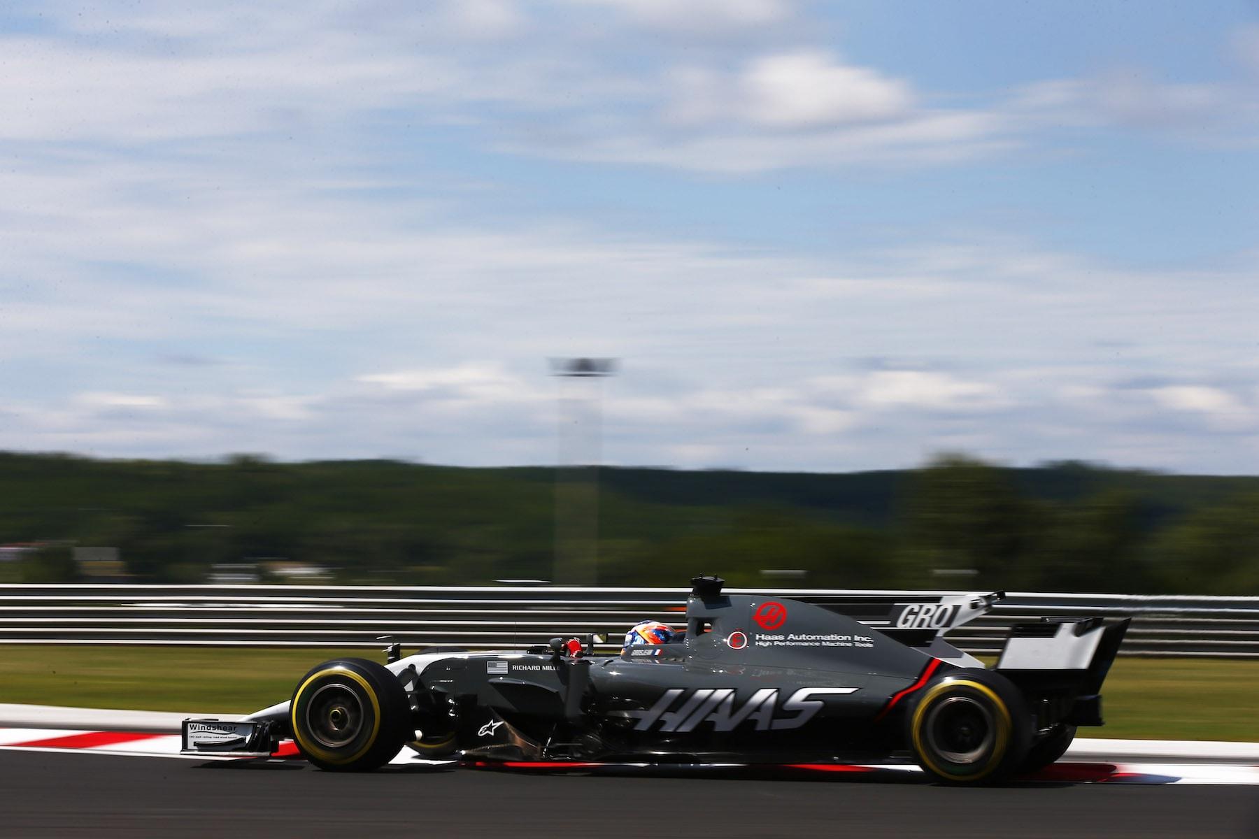 2017 Romain Grosjean | Haas VF17 | 2017 Hungarian GP FP2 1 copy.jpg