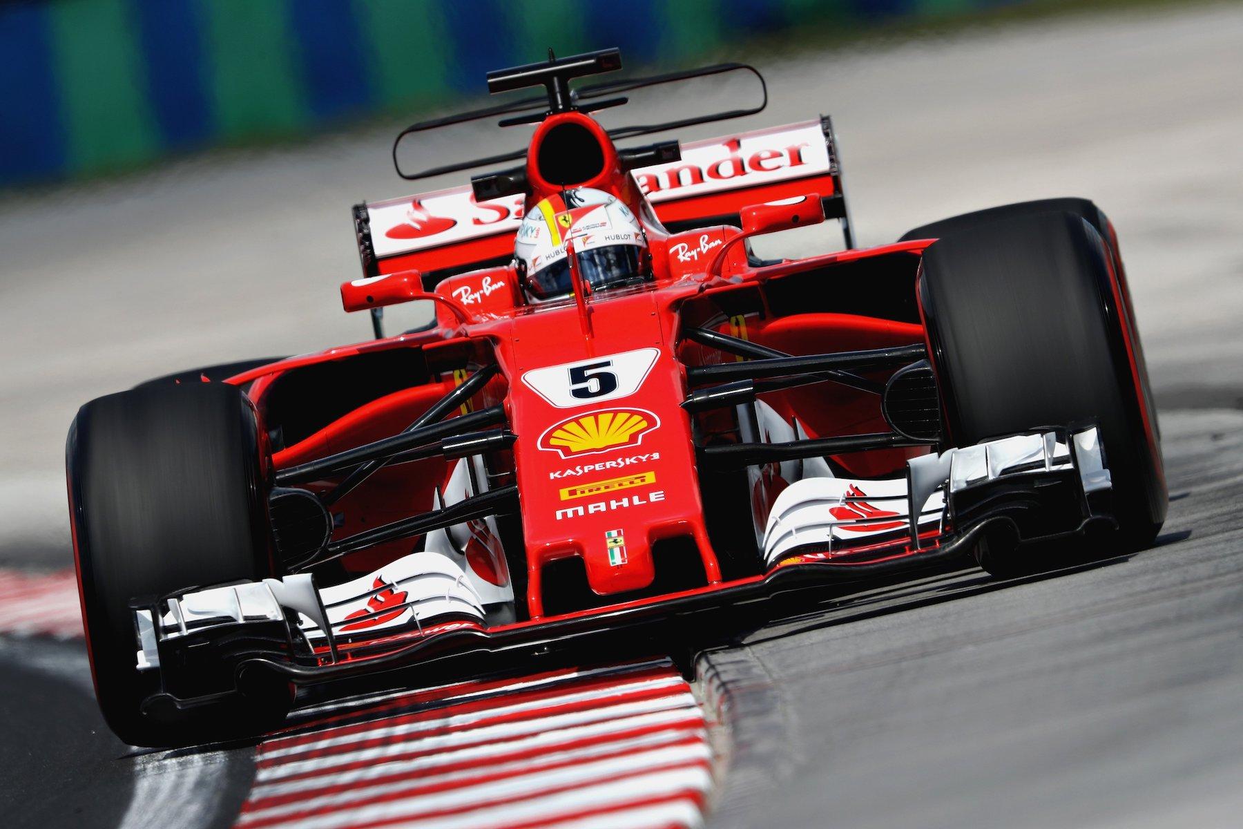 2017 Sebastian Vettel | Ferrari SF70H | 2017 Hungarian GP FP1 1 copy.jpg