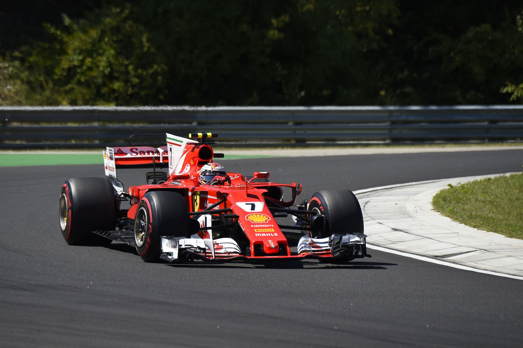 2017 Kimi Raikkonen | Ferrari SF70H | 2017 Hungarian GP Q3 P1 1 copy.jpg