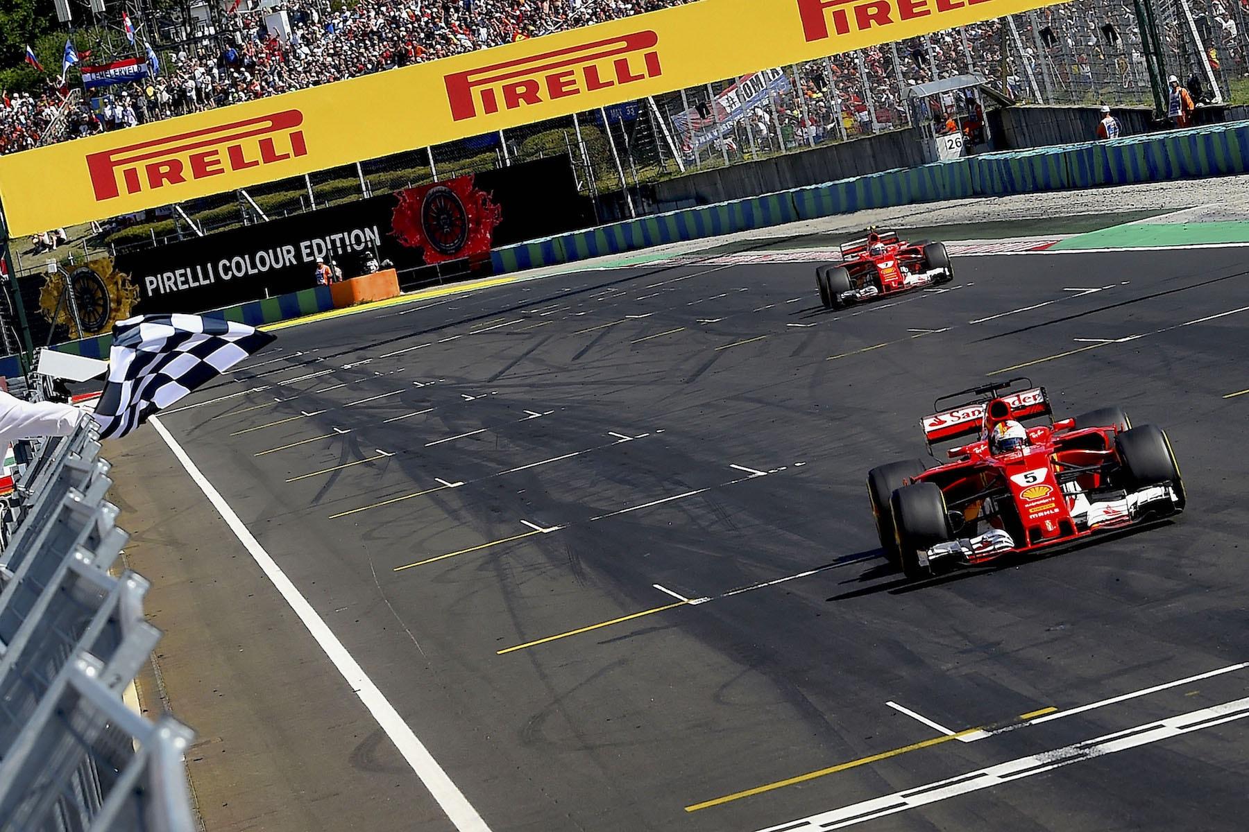 P 2017 Sebastian Vettel | Ferrari SF70H | 2017 Hungarian GP winner 2 copy.jpg