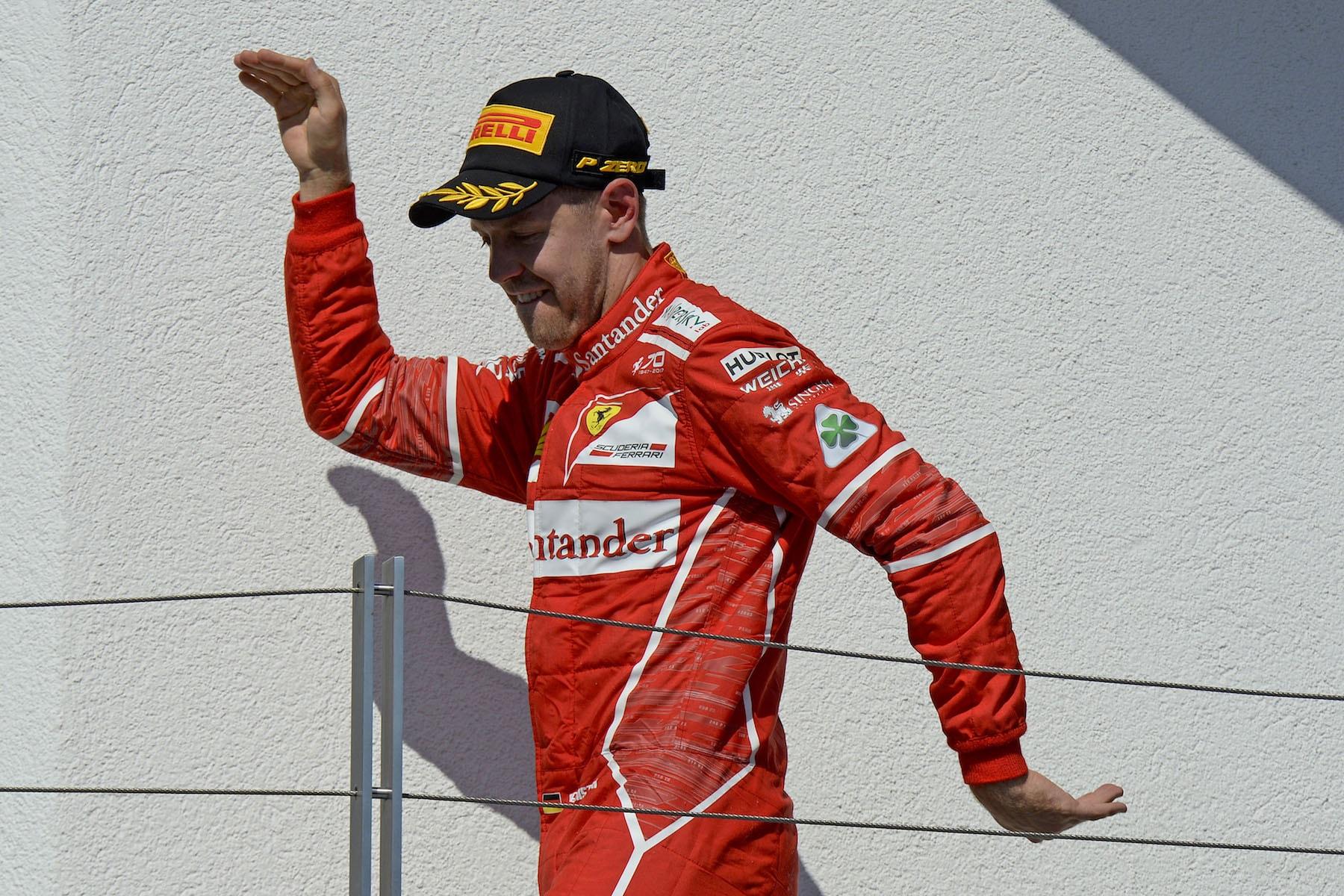 U 2017 Sebastian Vettel | Ferrari SF70H | 2017 Hungarian GP winner 3 copy.jpg
